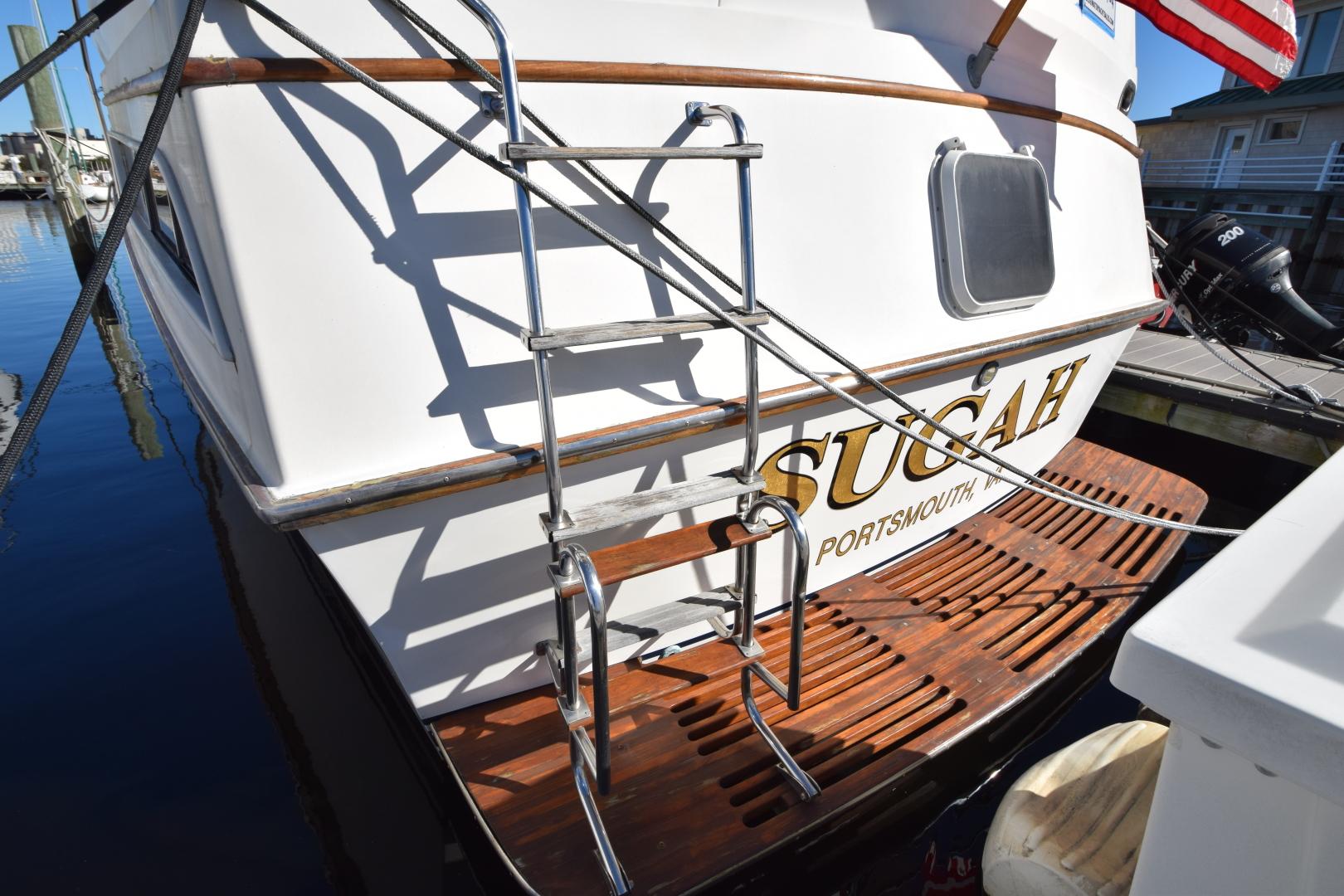 Ocean Yachts-46 Sunliner 1986-Sugah Portsmouth-Virginia-United States-1555550 | Thumbnail