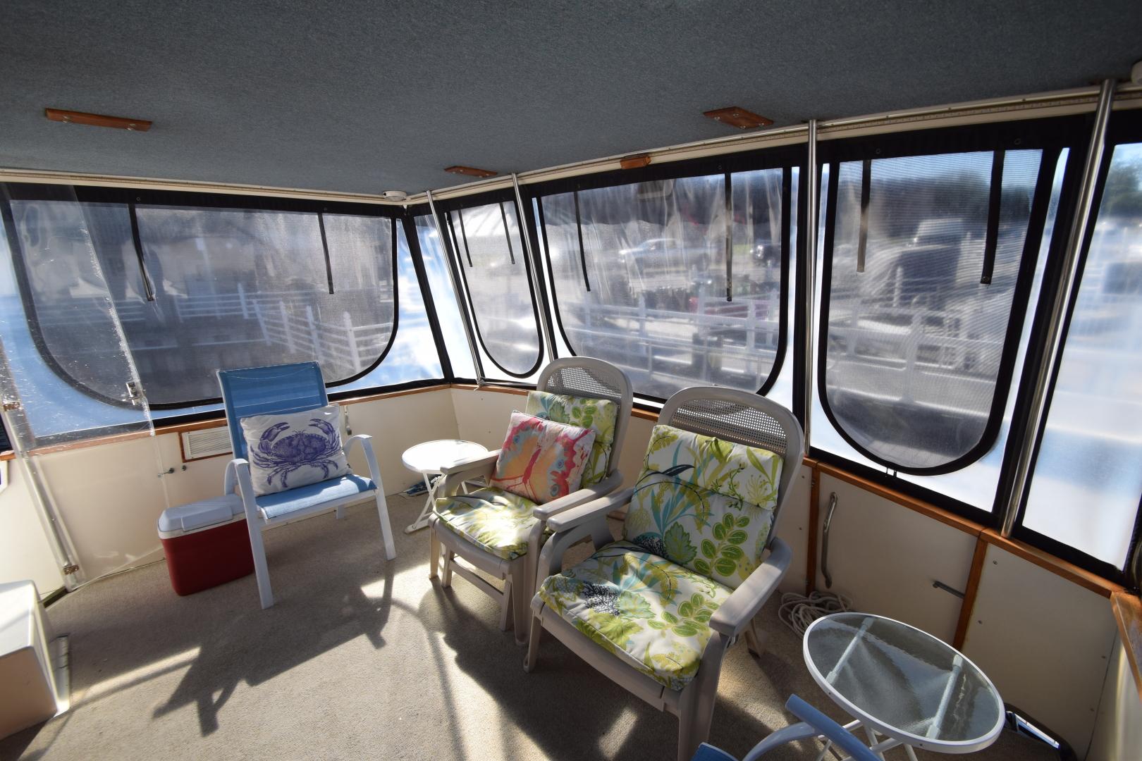 Ocean Yachts-46 Sunliner 1986-Sugah Portsmouth-Virginia-United States-1555500 | Thumbnail