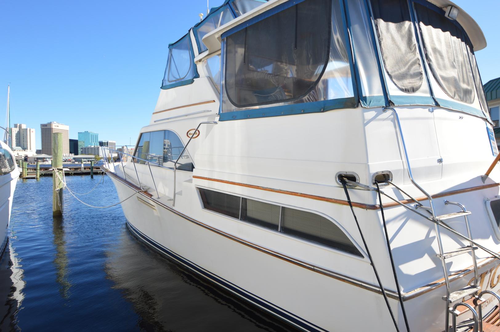 Ocean Yachts-46 Sunliner 1986-Sugah Portsmouth-Virginia-United States-1555480 | Thumbnail