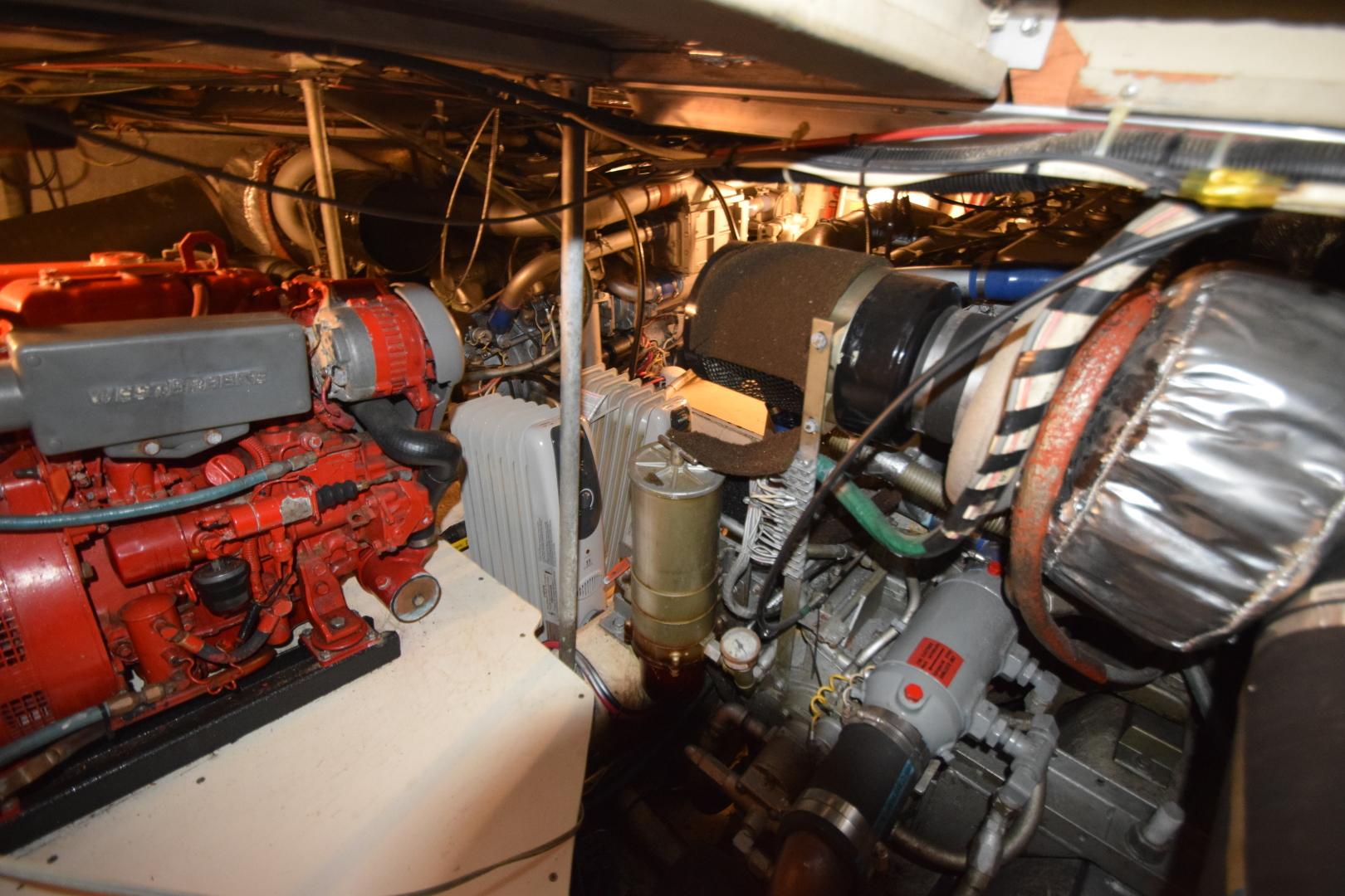 Ocean Yachts-46 Sunliner 1986-Sugah Portsmouth-Virginia-United States-1555529 | Thumbnail