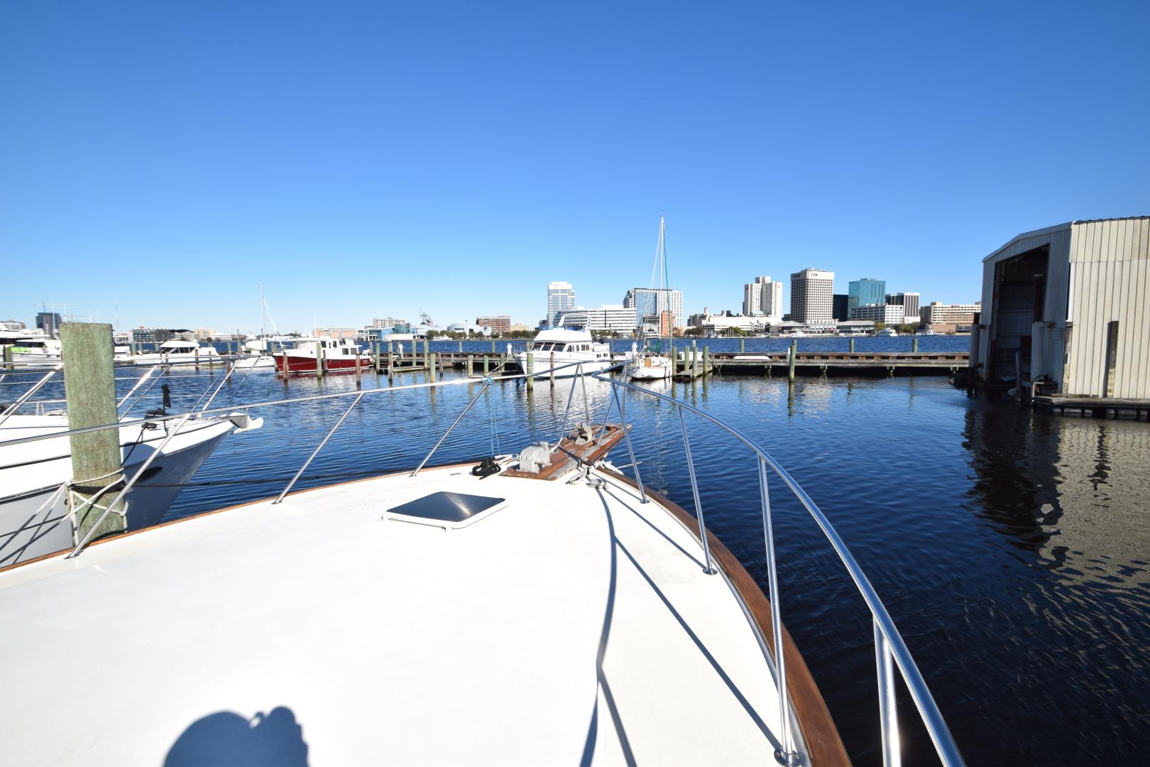 Ocean Yachts-46 Sunliner 1986-Sugah Portsmouth-Virginia-United States-1555546 | Thumbnail