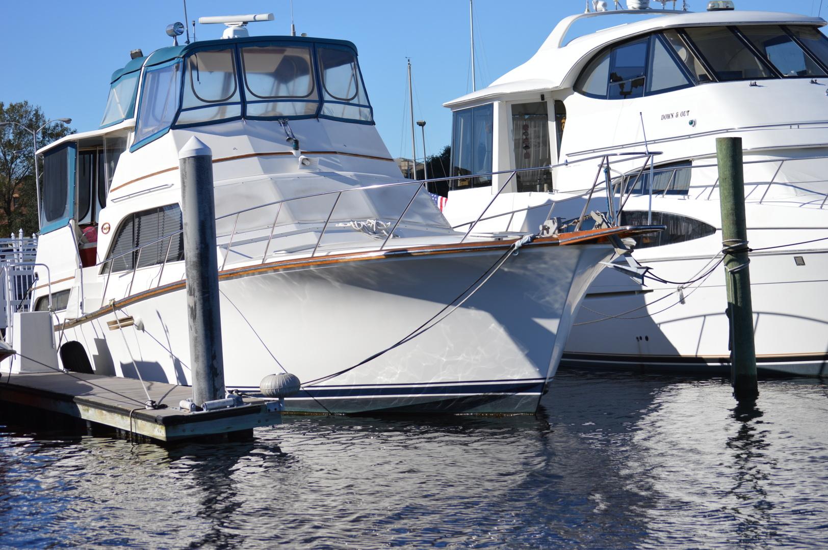 Ocean Yachts-46 Sunliner 1986-Sugah Portsmouth-Virginia-United States-1555479 | Thumbnail