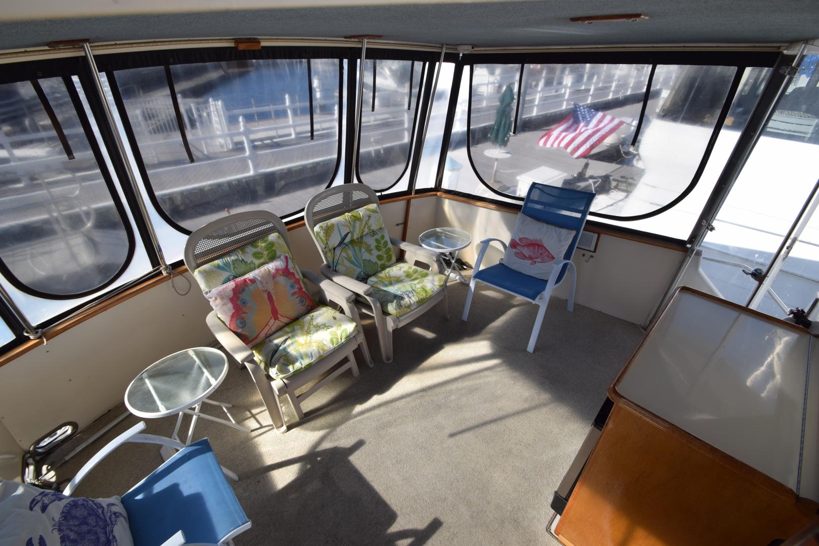 Ocean Yachts-46 Sunliner 1986-Sugah Portsmouth-Virginia-United States-1555494 | Thumbnail