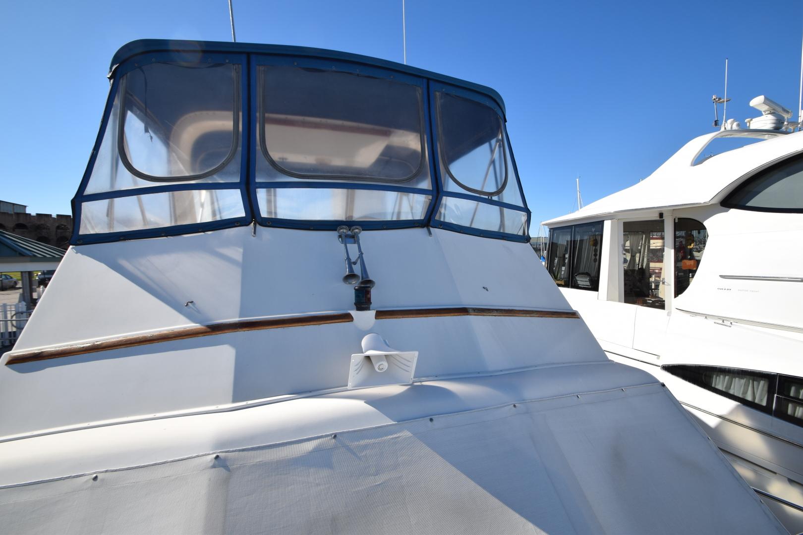 Ocean Yachts-46 Sunliner 1986-Sugah Portsmouth-Virginia-United States-1555545 | Thumbnail