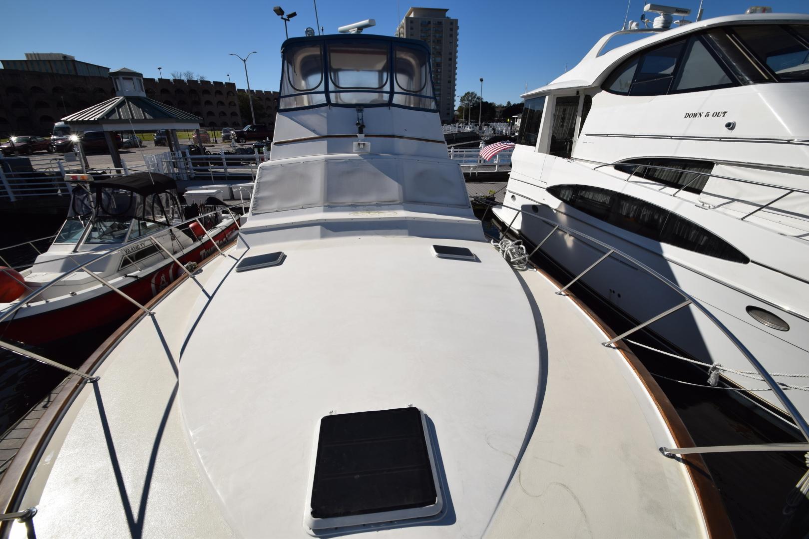 Ocean Yachts-46 Sunliner 1986-Sugah Portsmouth-Virginia-United States-1555543 | Thumbnail