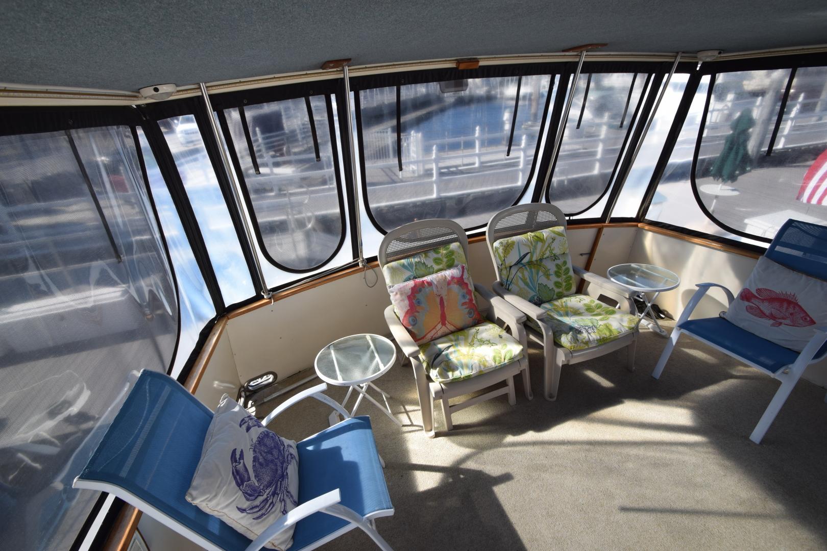Ocean Yachts-46 Sunliner 1986-Sugah Portsmouth-Virginia-United States-1555495 | Thumbnail