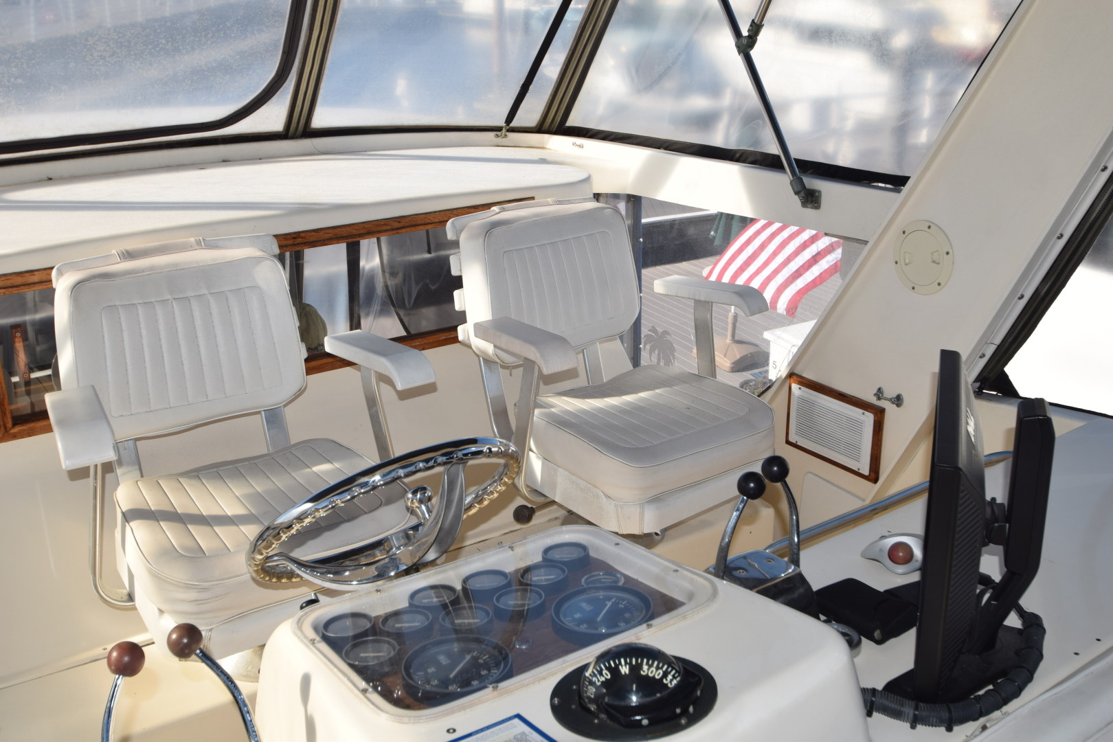 Ocean Yachts-46 Sunliner 1986-Sugah Portsmouth-Virginia-United States-1555486 | Thumbnail