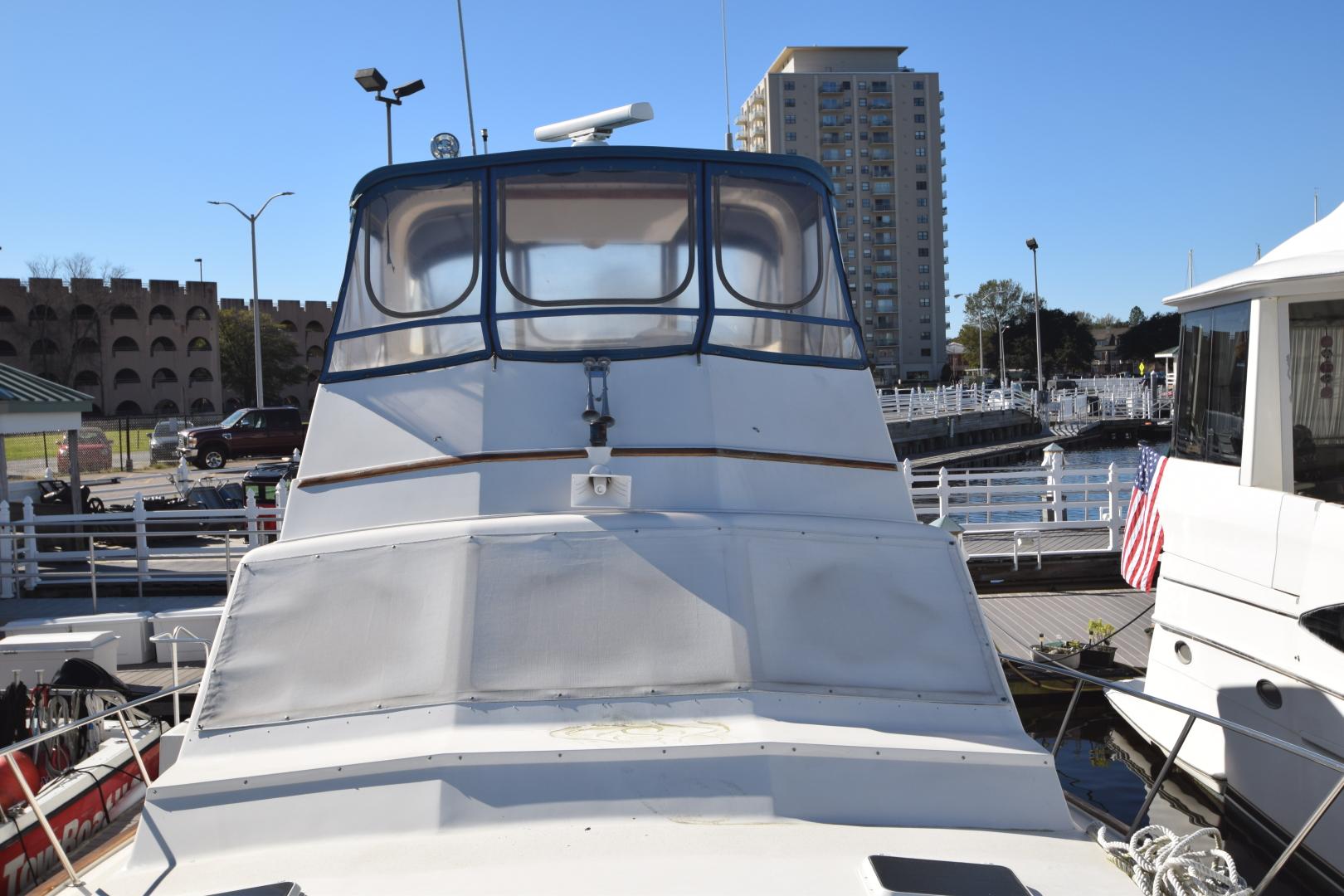Ocean Yachts-46 Sunliner 1986-Sugah Portsmouth-Virginia-United States-1555542 | Thumbnail