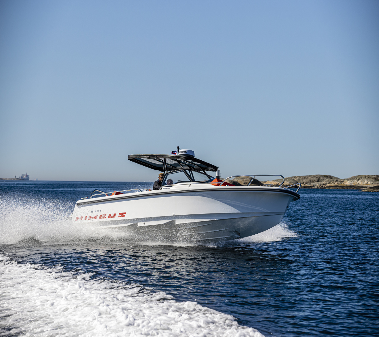 Picture Of: 26' Nimbus T8 #59 2021 Yacht For Sale | 2 of 48
