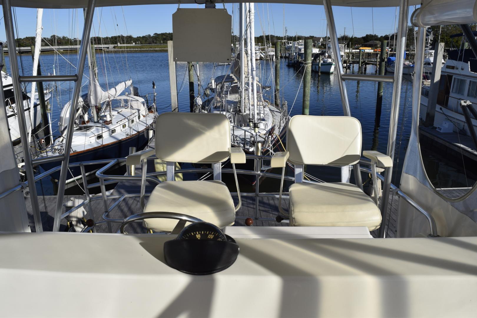 Ocean Yachts-SS 1990-Reel Music Beaufort-North Carolina-United States-1556902   Thumbnail