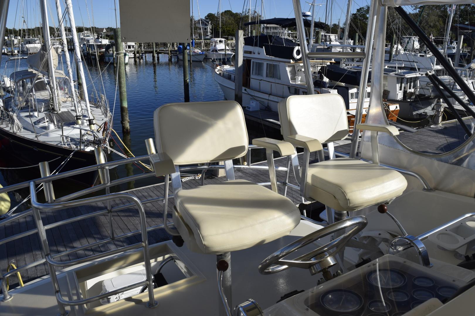Ocean Yachts-SS 1990-Reel Music Beaufort-North Carolina-United States-1556899   Thumbnail