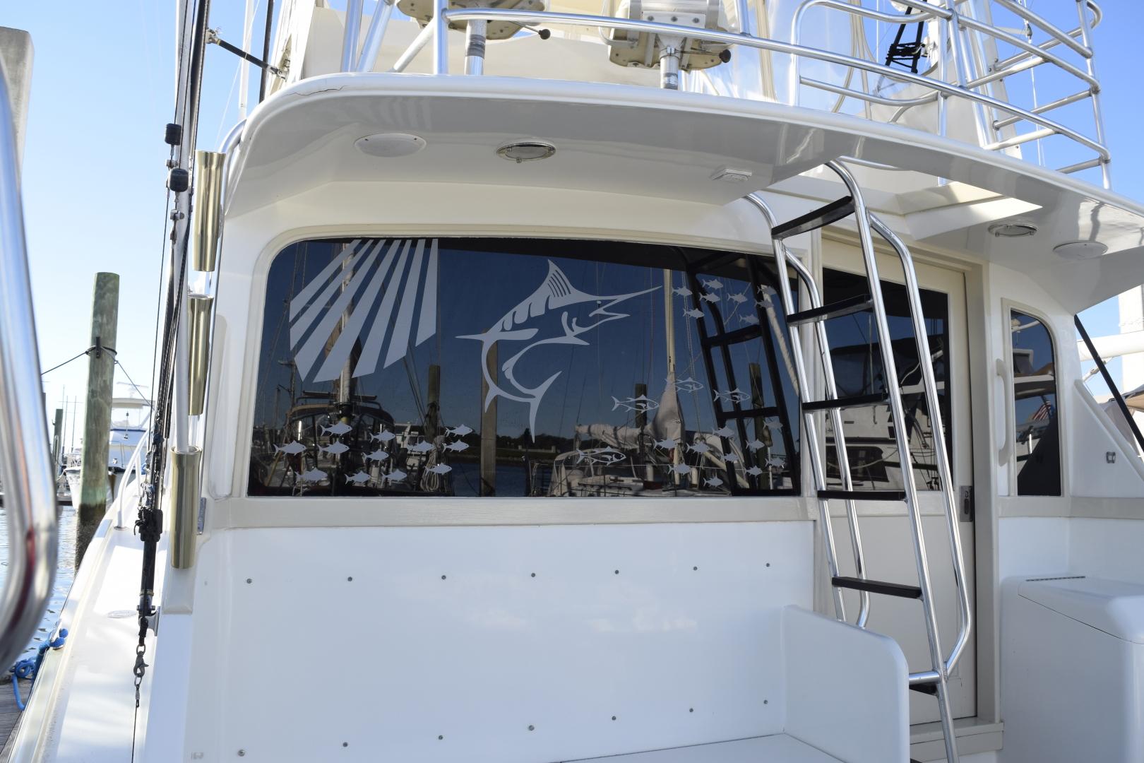Ocean Yachts-SS 1990-Reel Music Beaufort-North Carolina-United States-1556919   Thumbnail