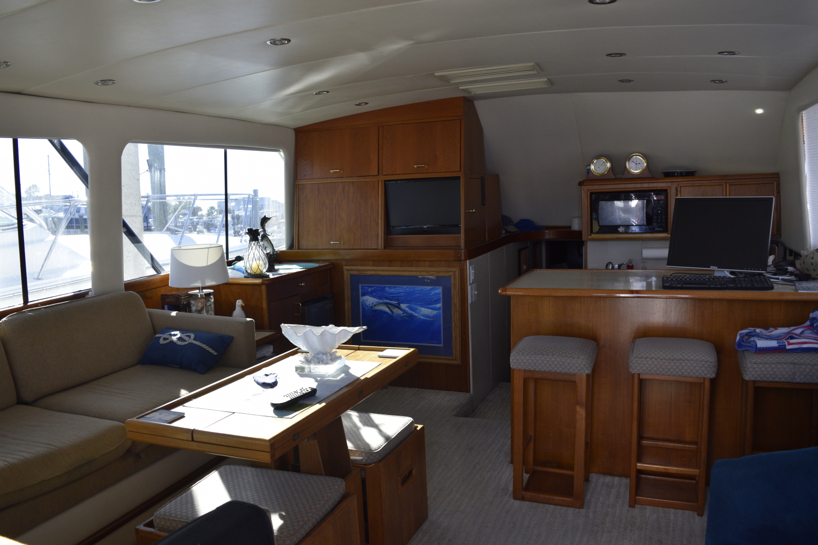 Ocean Yachts-SS 1990-Reel Music Beaufort-North Carolina-United States-1556925   Thumbnail