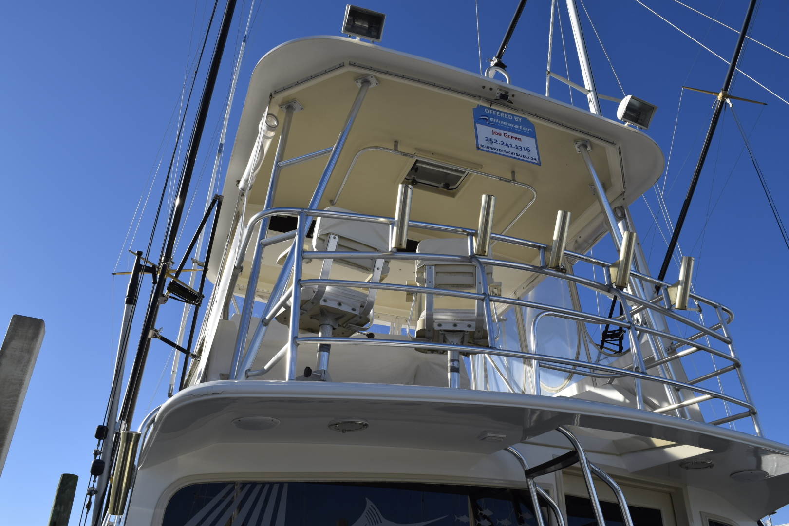 Ocean Yachts-SS 1990-Reel Music Beaufort-North Carolina-United States-1556921   Thumbnail