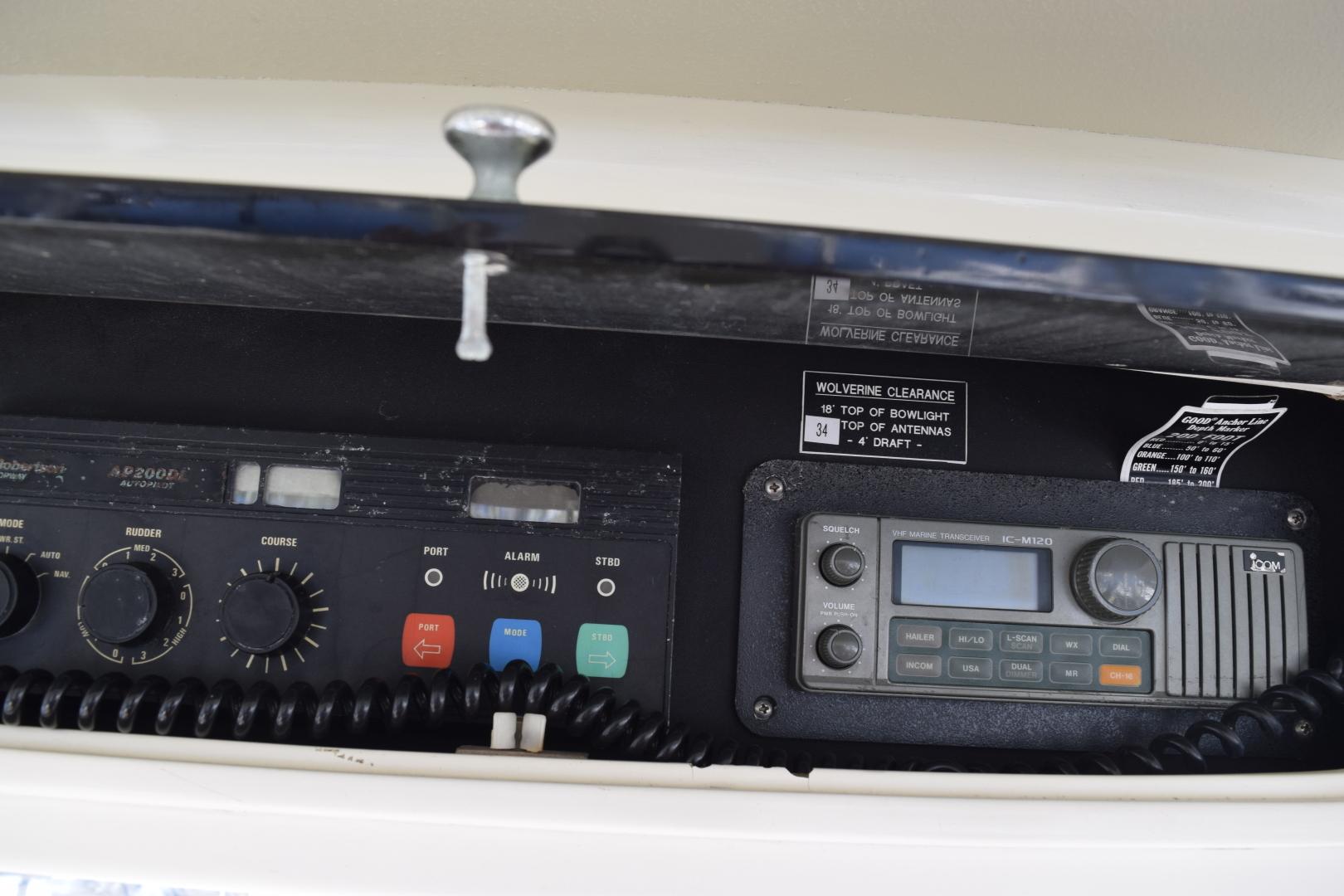 Ocean Yachts-SS 1990-Reel Music Beaufort-North Carolina-United States-1556896   Thumbnail