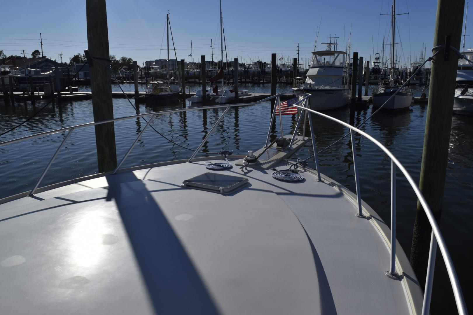 Ocean Yachts-SS 1990-Reel Music Beaufort-North Carolina-United States-1556915   Thumbnail