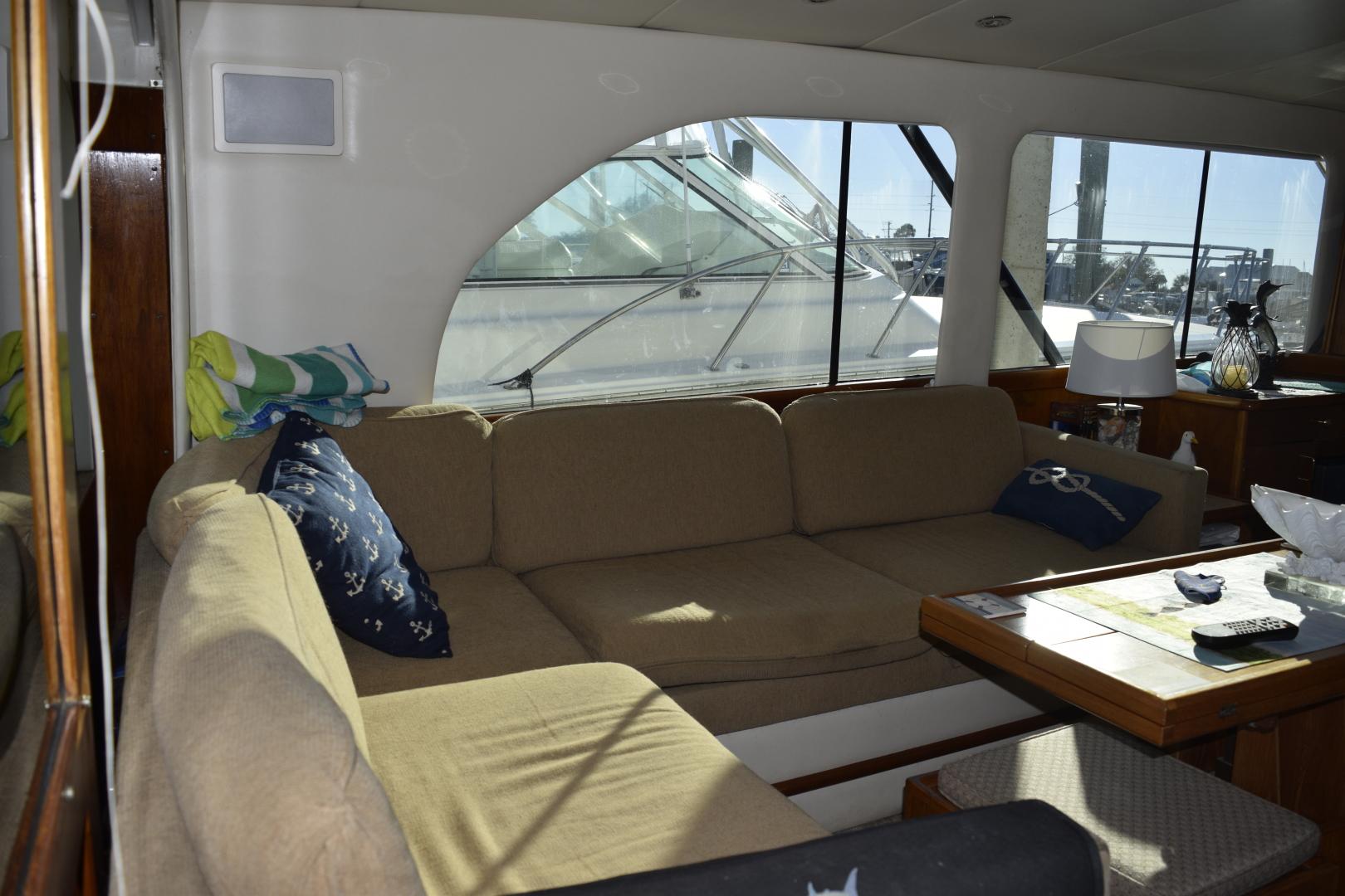 Ocean Yachts-SS 1990-Reel Music Beaufort-North Carolina-United States-1556927   Thumbnail