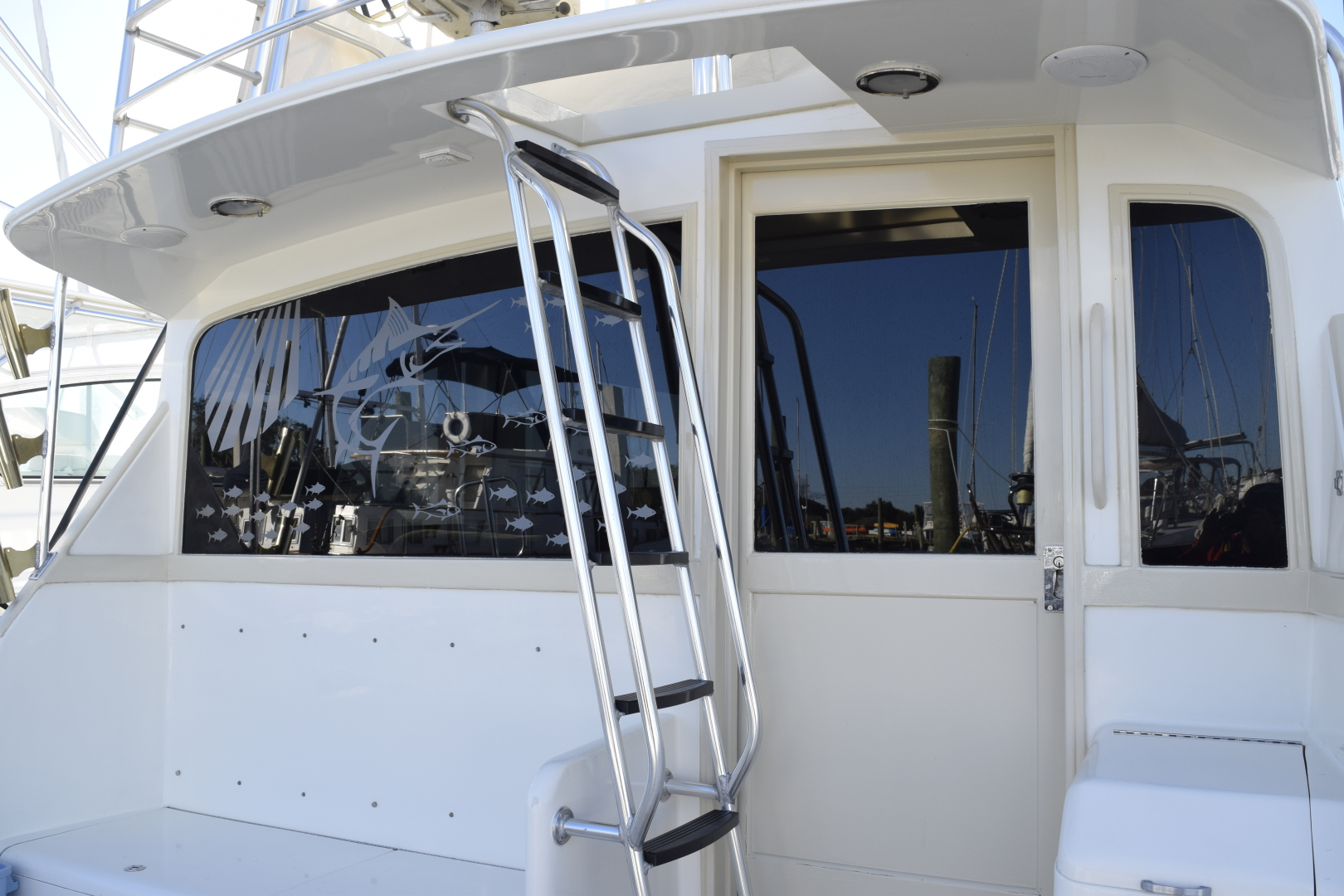 Ocean Yachts-SS 1990-Reel Music Beaufort-North Carolina-United States-1556923   Thumbnail