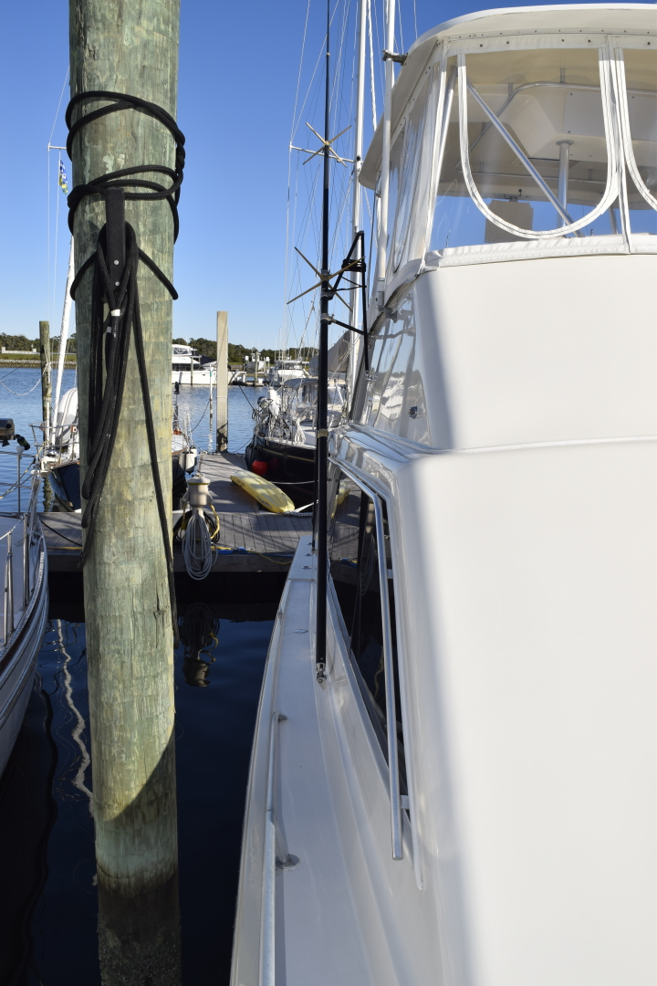 Ocean Yachts-SS 1990-Reel Music Beaufort-North Carolina-United States-1556913   Thumbnail
