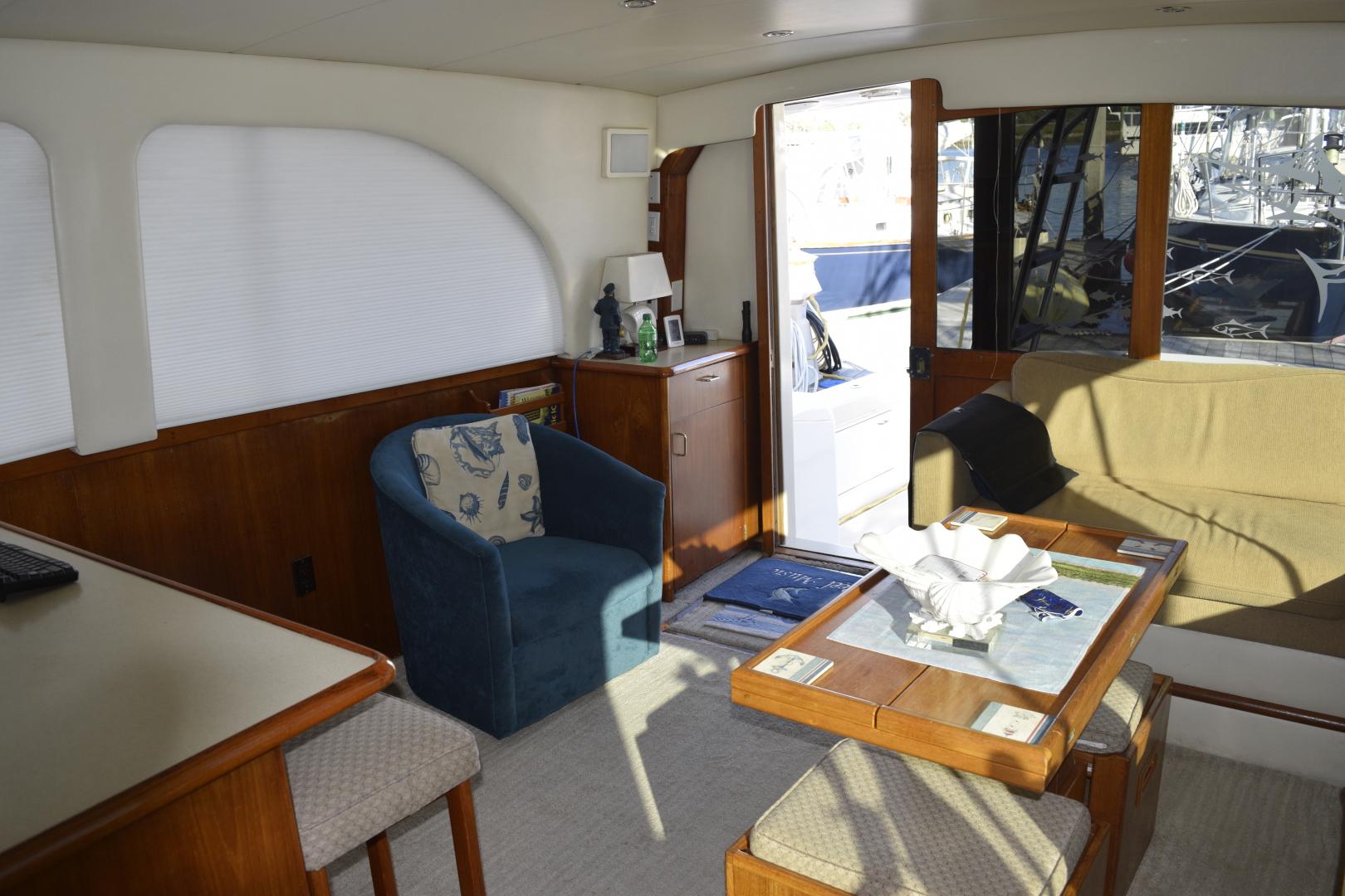 Ocean Yachts-SS 1990-Reel Music Beaufort-North Carolina-United States-1556930   Thumbnail
