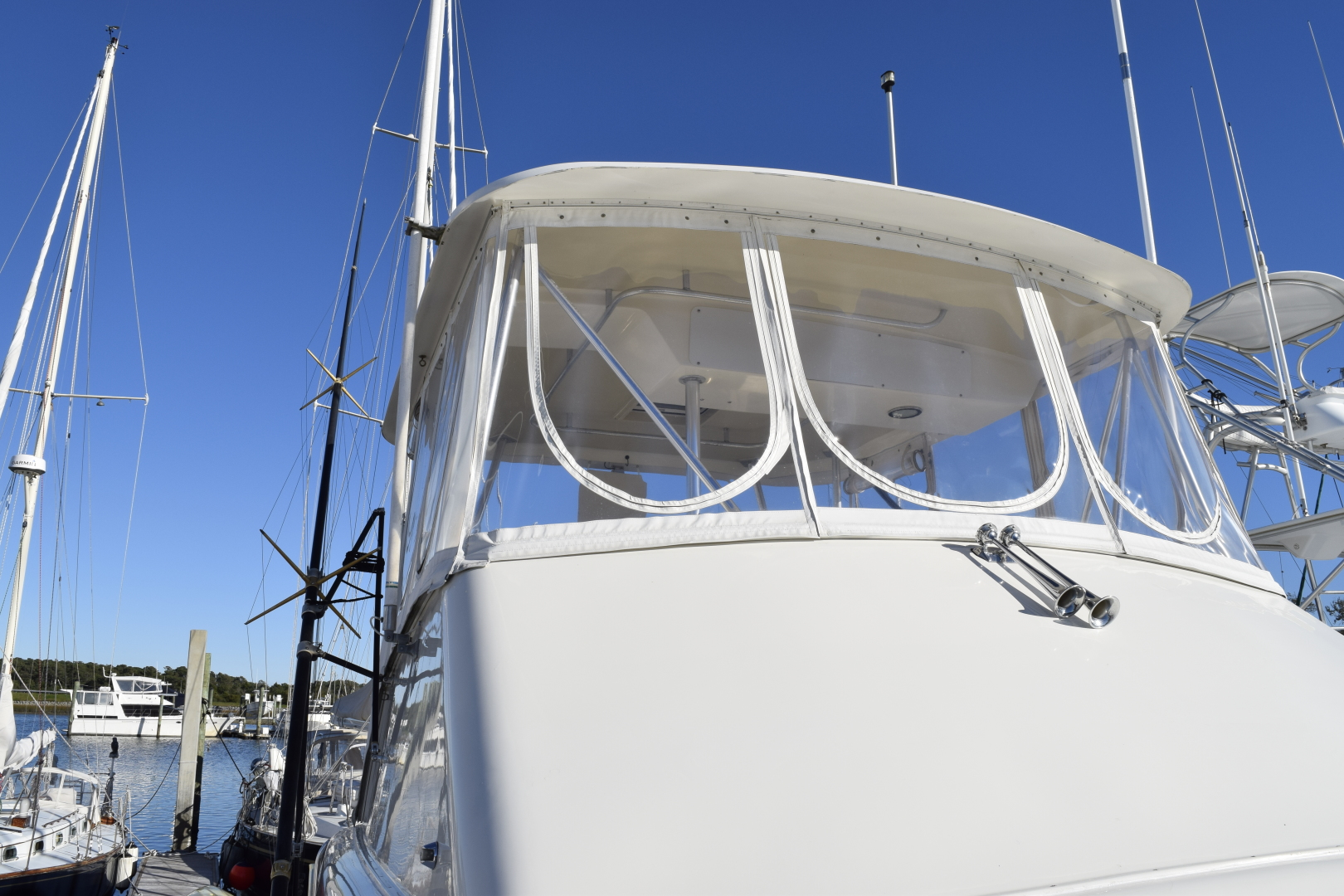 Ocean Yachts-SS 1990-Reel Music Beaufort-North Carolina-United States-1556914   Thumbnail