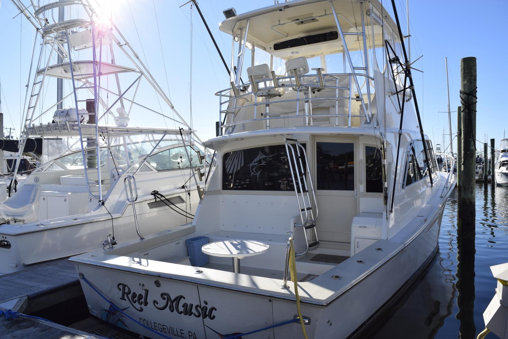 Ocean Yachts-SS 1990-Reel Music Beaufort-North Carolina-United States-1556888   Thumbnail