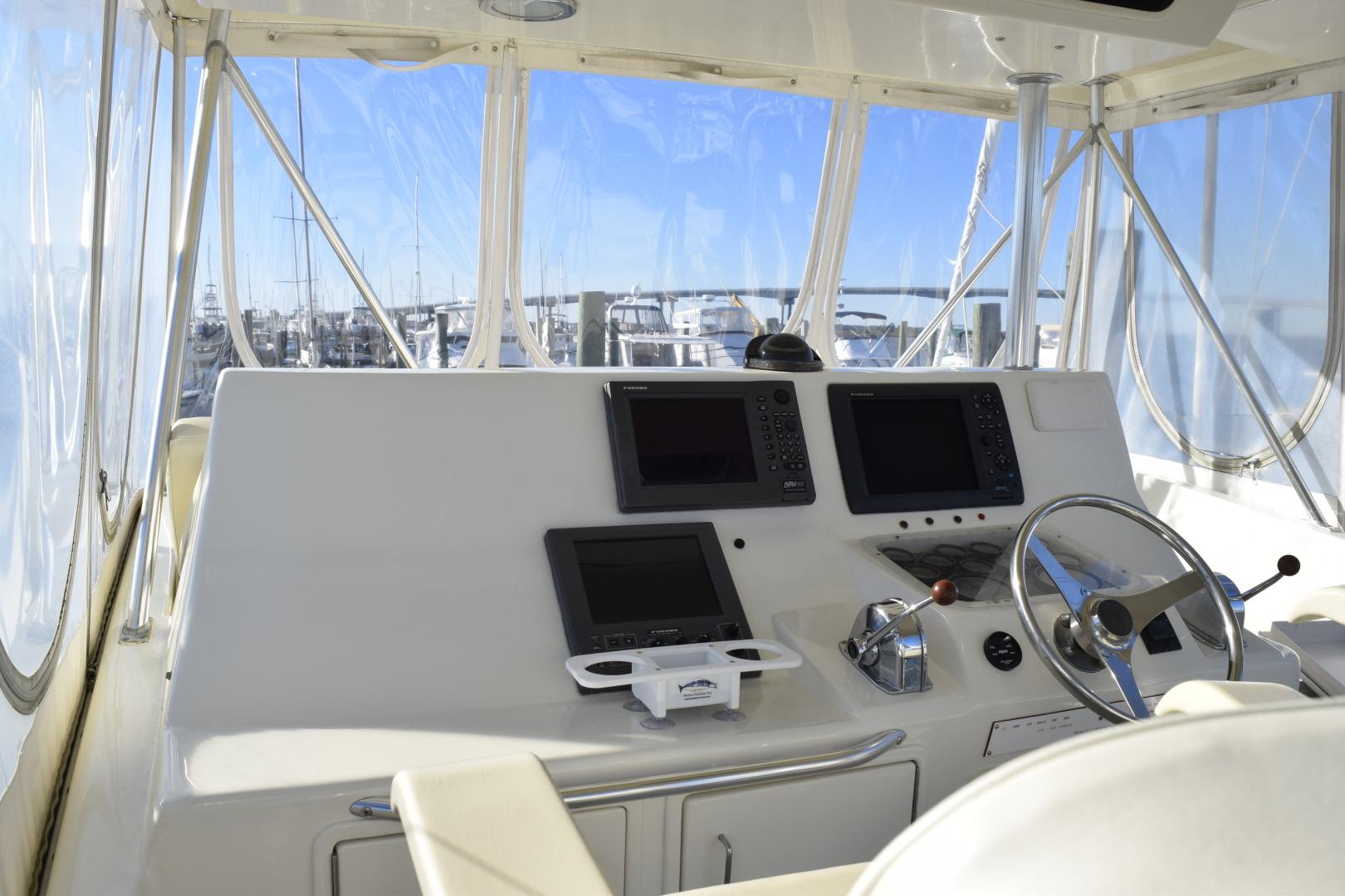 Ocean Yachts-SS 1990-Reel Music Beaufort-North Carolina-United States-1556893   Thumbnail