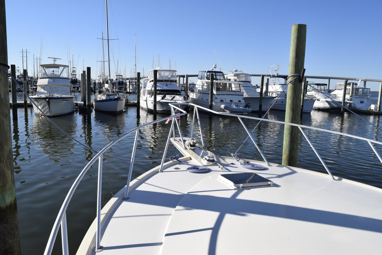 Ocean Yachts-SS 1990-Reel Music Beaufort-North Carolina-United States-1556917   Thumbnail