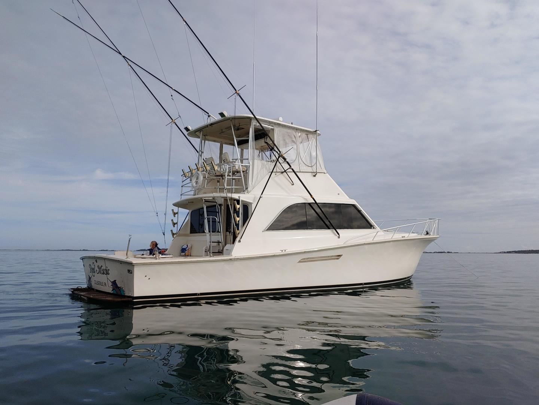 Ocean Yachts-SS 1990-Reel Music Beaufort-North Carolina-United States-1556886   Thumbnail