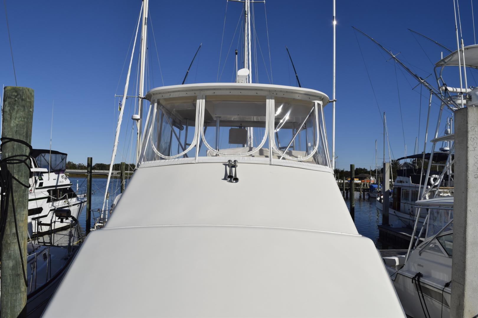 Ocean Yachts-SS 1990-Reel Music Beaufort-North Carolina-United States-1556910   Thumbnail