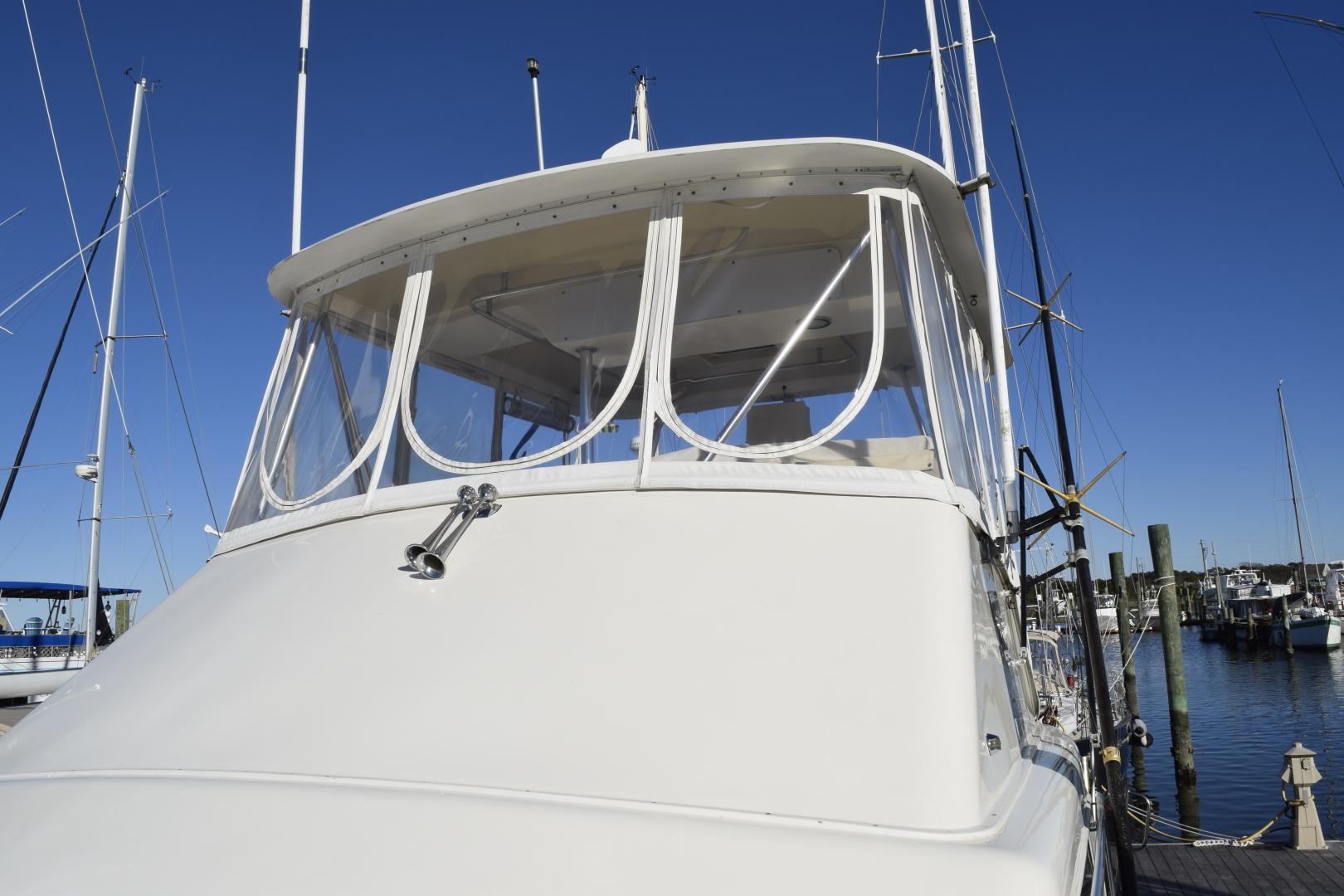 Ocean Yachts-SS 1990-Reel Music Beaufort-North Carolina-United States-1556916   Thumbnail