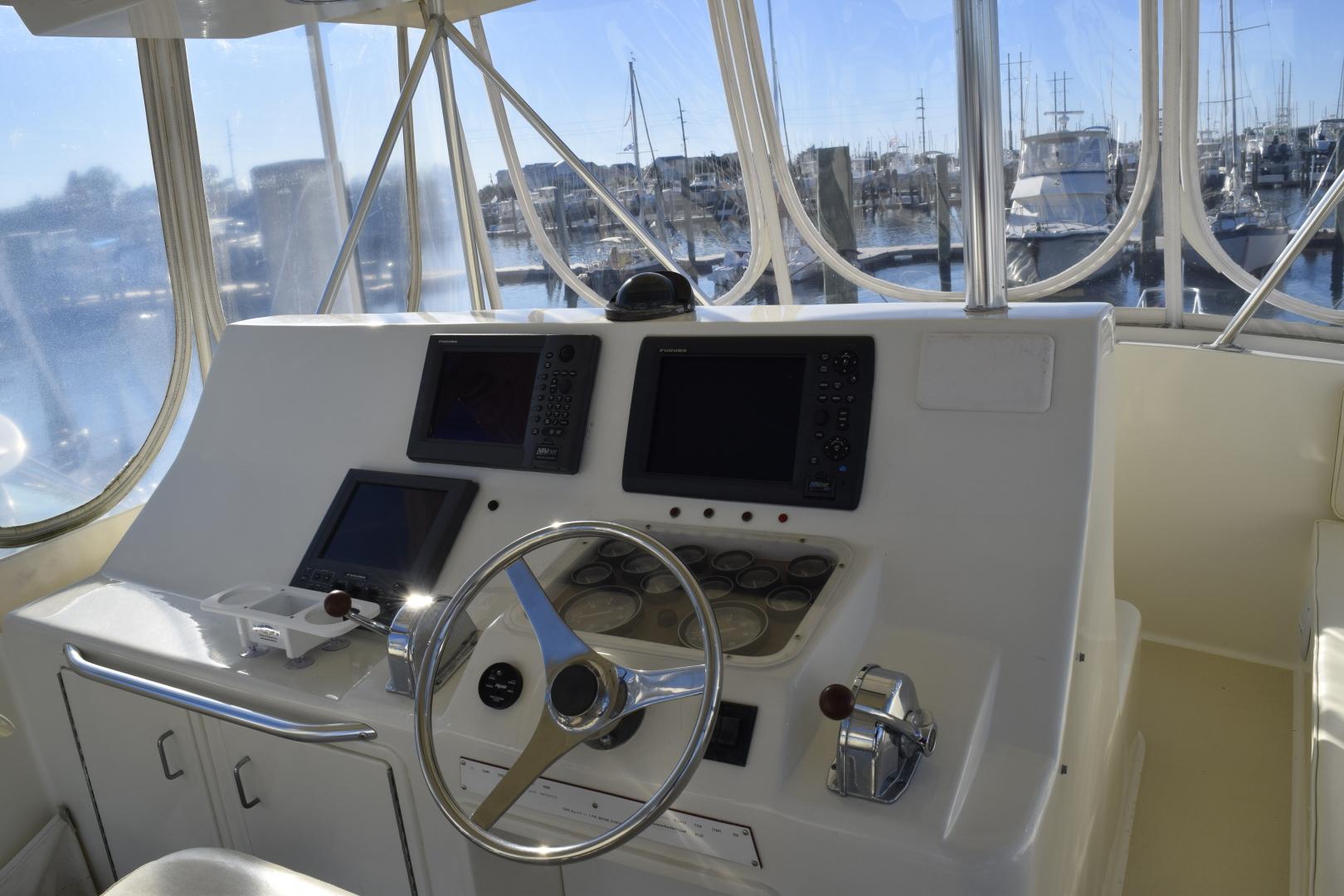 Ocean Yachts-SS 1990-Reel Music Beaufort-North Carolina-United States-1556894   Thumbnail