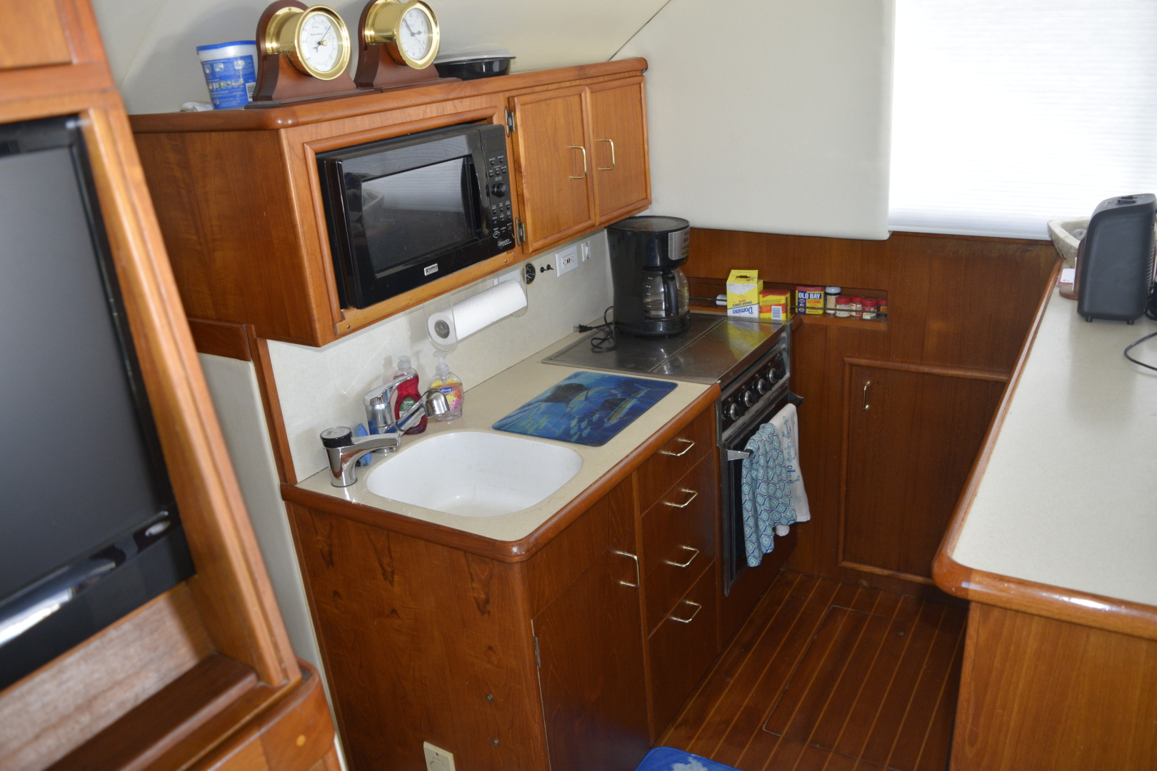 Ocean Yachts-SS 1990-Reel Music Beaufort-North Carolina-United States-1556929   Thumbnail