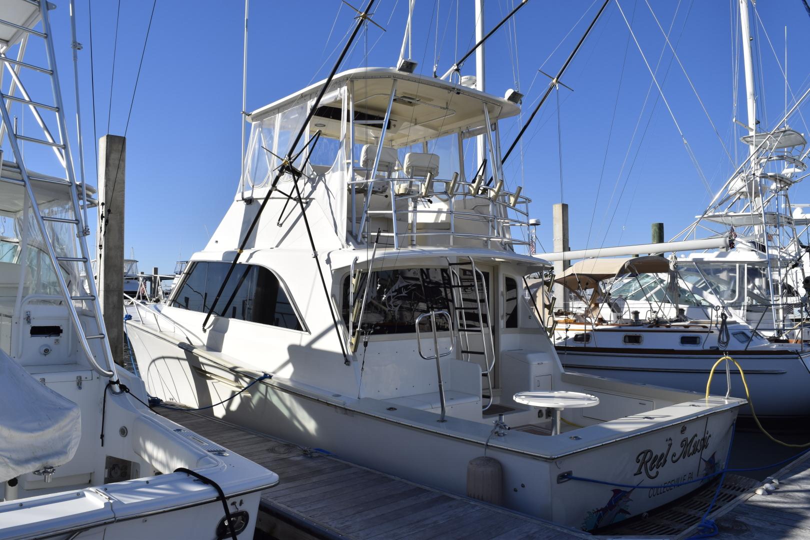 Ocean Yachts-SS 1990-Reel Music Beaufort-North Carolina-United States-1556887   Thumbnail