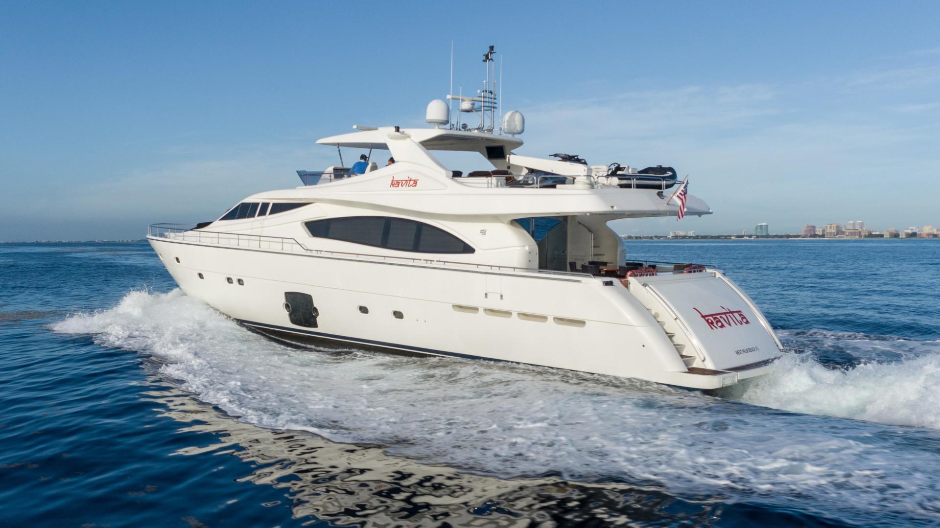 Ferretti Yachts 2006-KAVITA West Palm Beach-Florida-United States-1557971 | Thumbnail