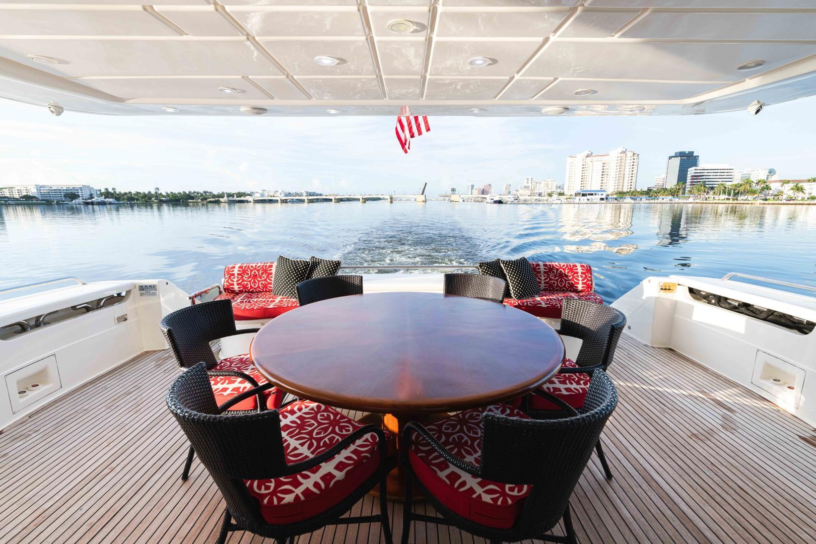 Ferretti Yachts 2006-KAVITA West Palm Beach-Florida-United States-1557984 | Thumbnail
