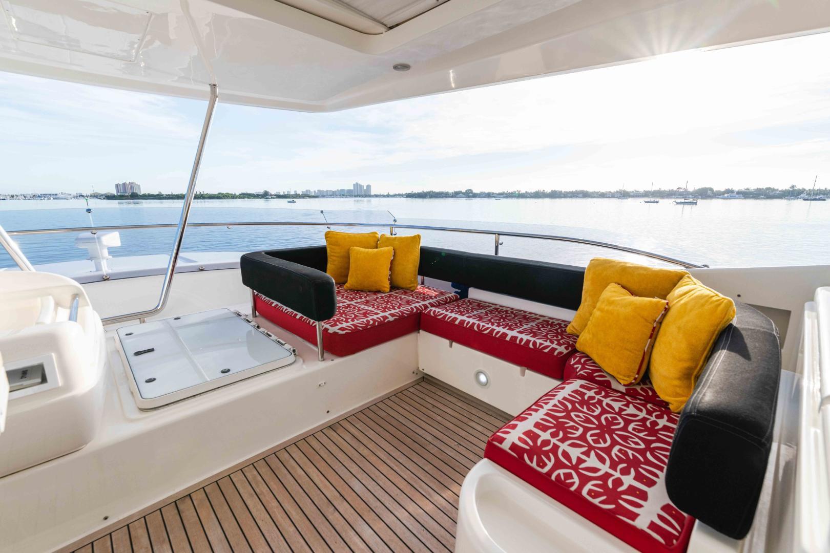 Ferretti Yachts 2006-KAVITA West Palm Beach-Florida-United States-1557972 | Thumbnail