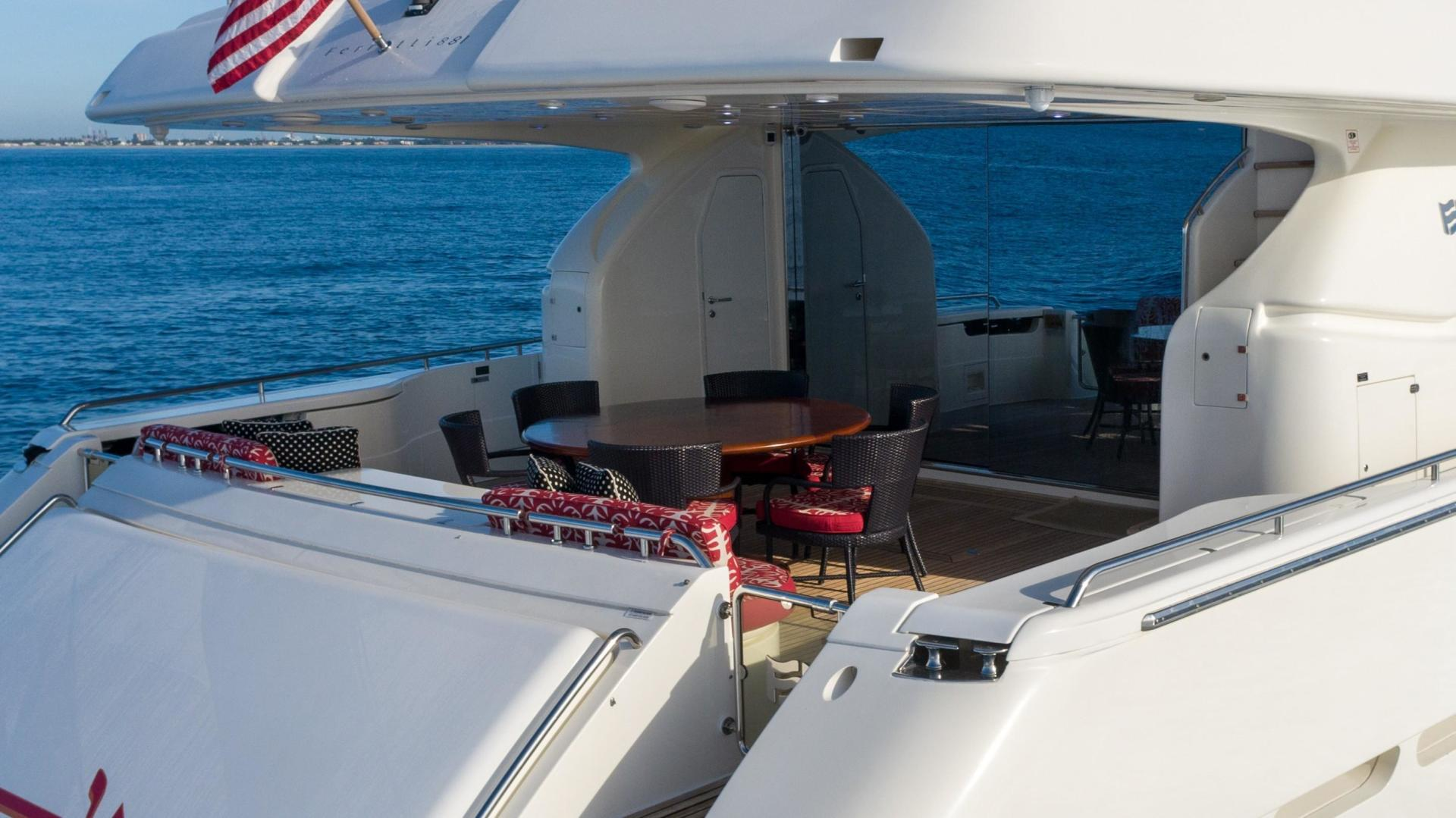 Ferretti Yachts 2006-KAVITA West Palm Beach-Florida-United States-1557987 | Thumbnail
