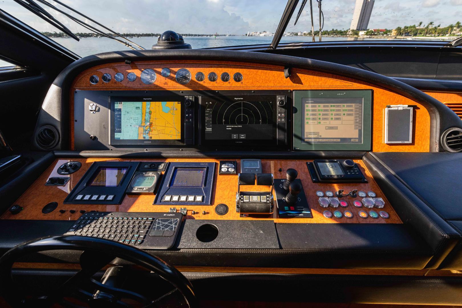 Ferretti Yachts 2006-KAVITA West Palm Beach-Florida-United States-1557997 | Thumbnail