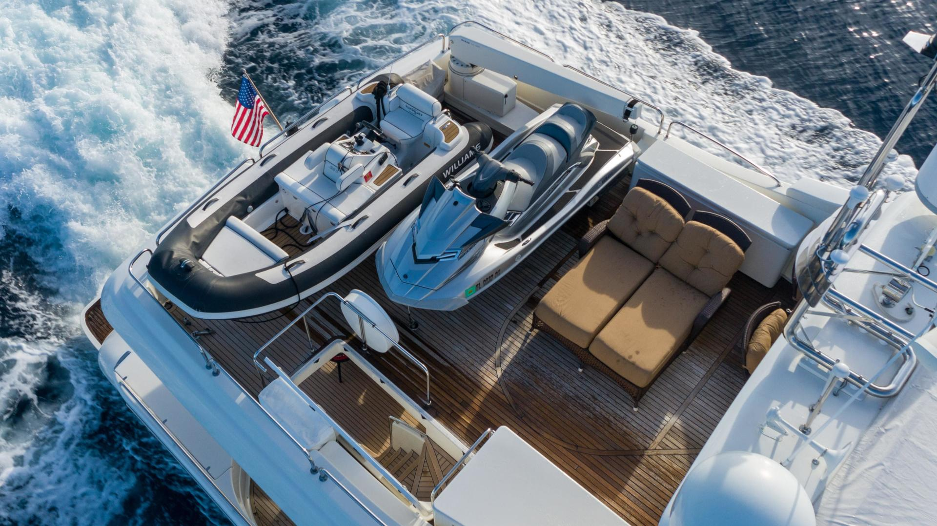 Ferretti Yachts 2006-KAVITA West Palm Beach-Florida-United States-1557980 | Thumbnail