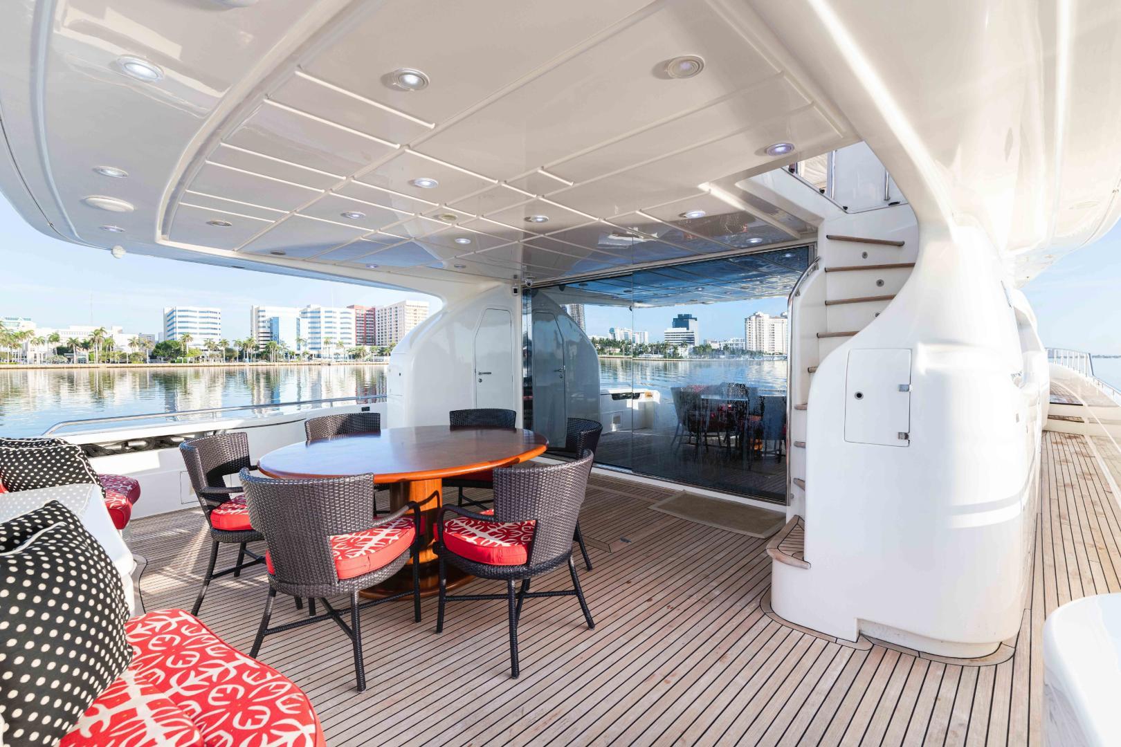 Ferretti Yachts 2006-KAVITA West Palm Beach-Florida-United States-1557986 | Thumbnail