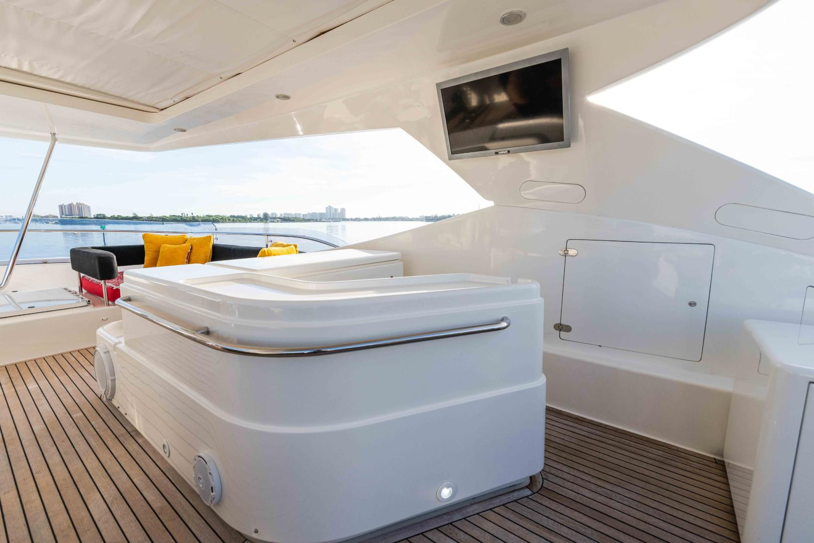 Ferretti Yachts 2006-KAVITA West Palm Beach-Florida-United States-1557975 | Thumbnail