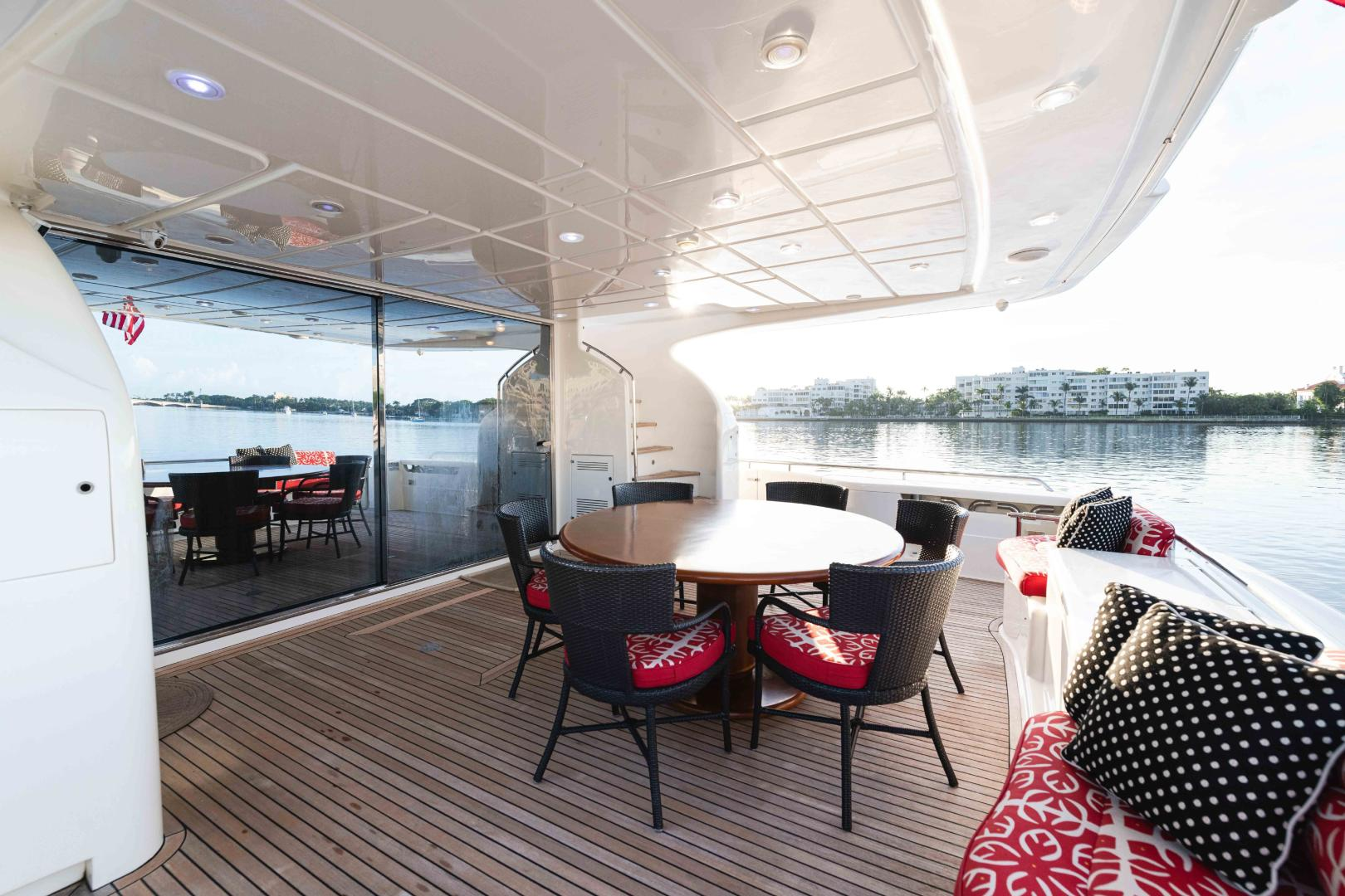 Ferretti Yachts 2006-KAVITA West Palm Beach-Florida-United States-1557985 | Thumbnail