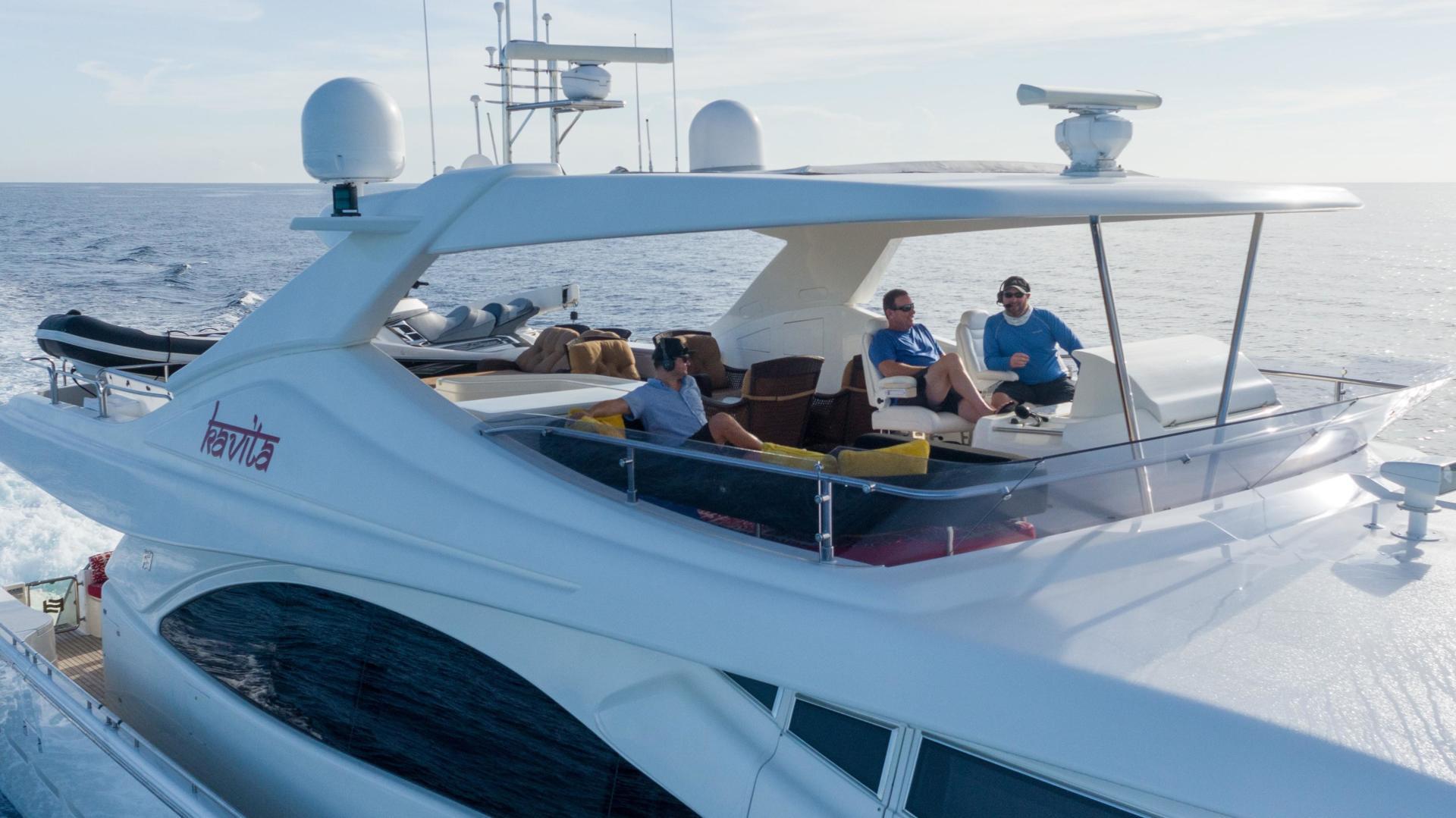 Ferretti Yachts 2006-KAVITA West Palm Beach-Florida-United States-1557981 | Thumbnail