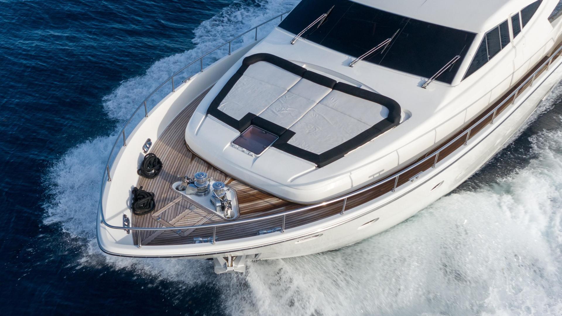Ferretti Yachts 2006-KAVITA West Palm Beach-Florida-United States-1557982 | Thumbnail