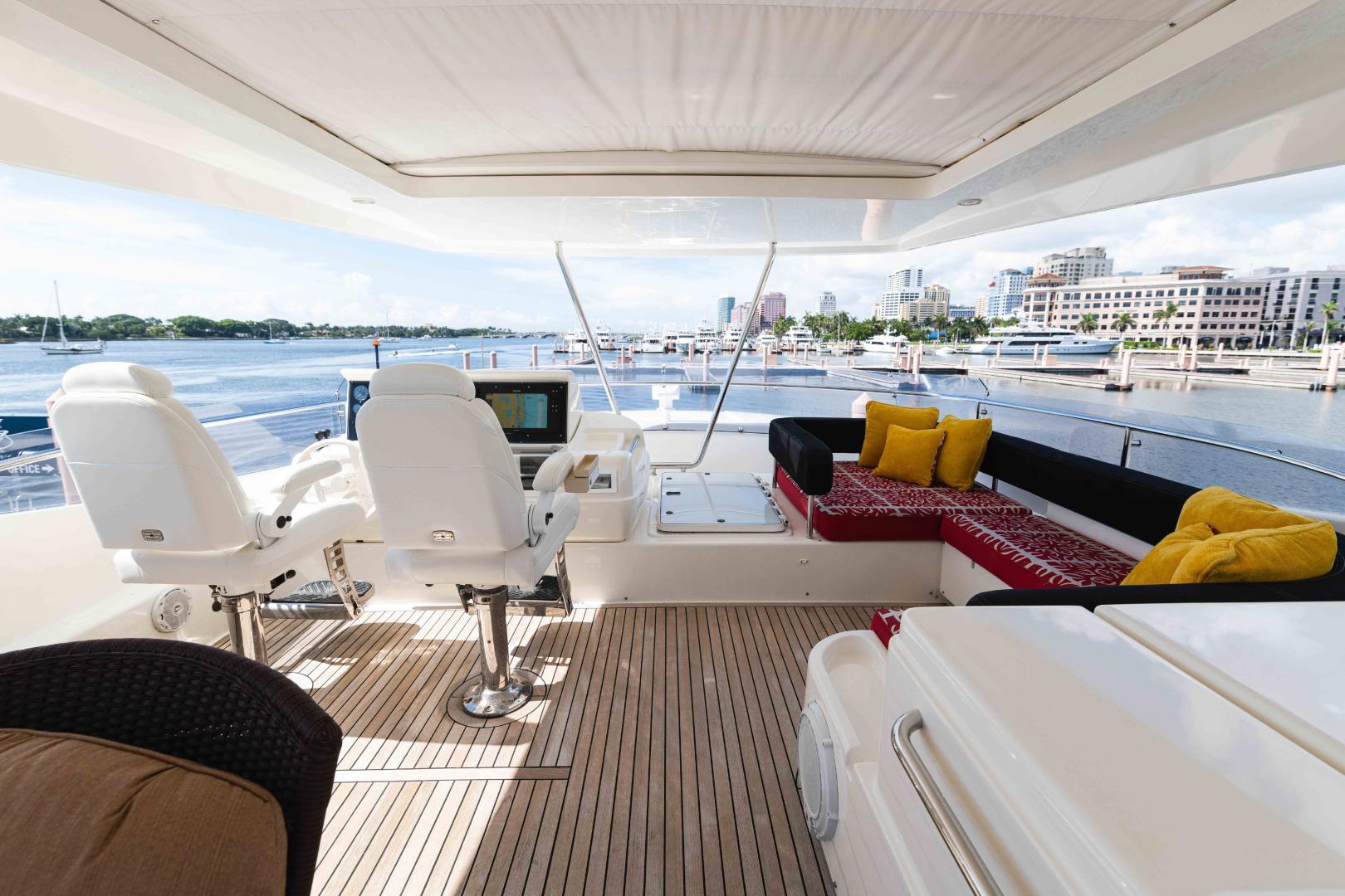 Ferretti Yachts 2006-KAVITA West Palm Beach-Florida-United States-1557978 | Thumbnail