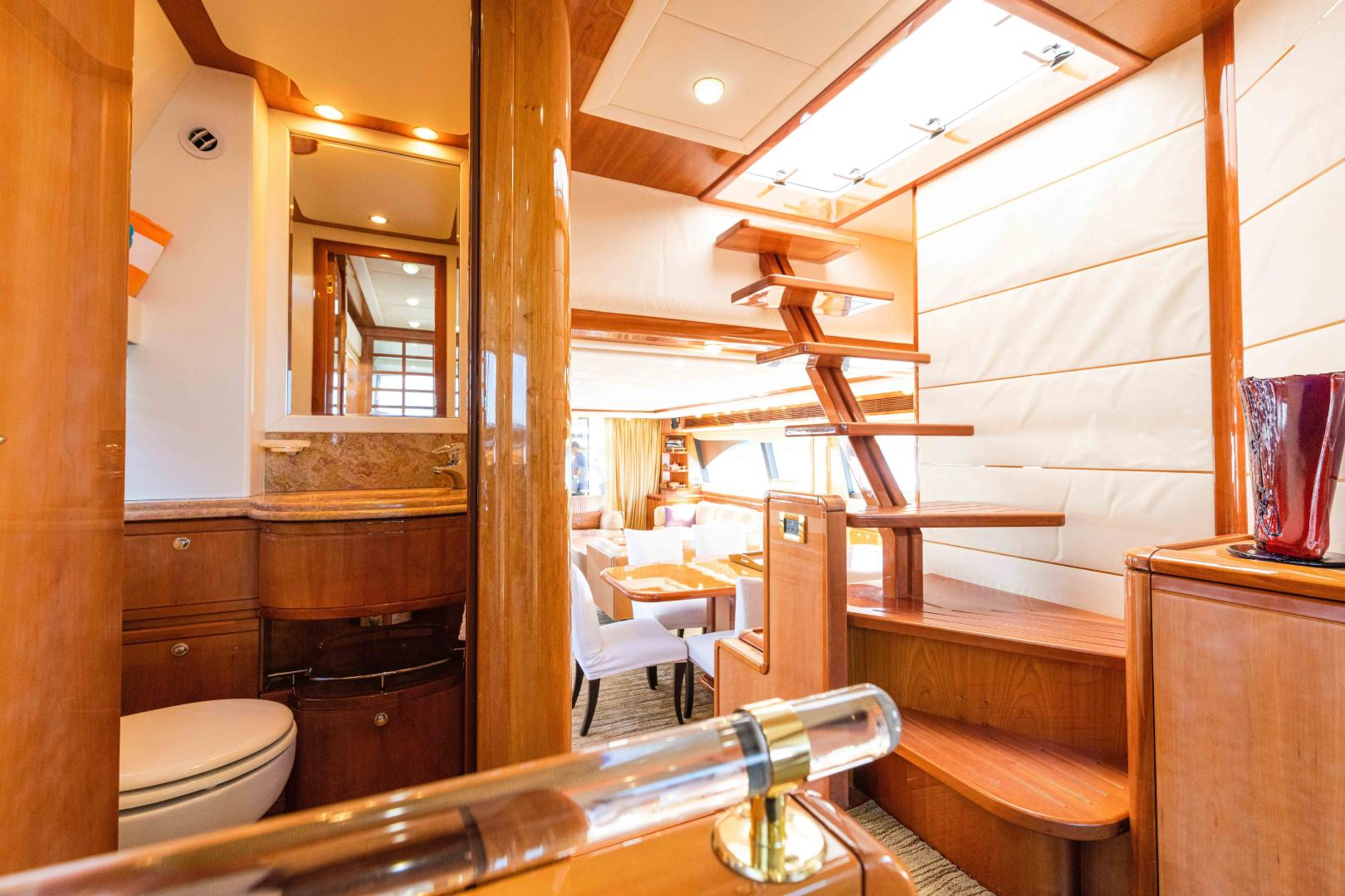 Ferretti Yachts 2006-KAVITA West Palm Beach-Florida-United States-1557988 | Thumbnail