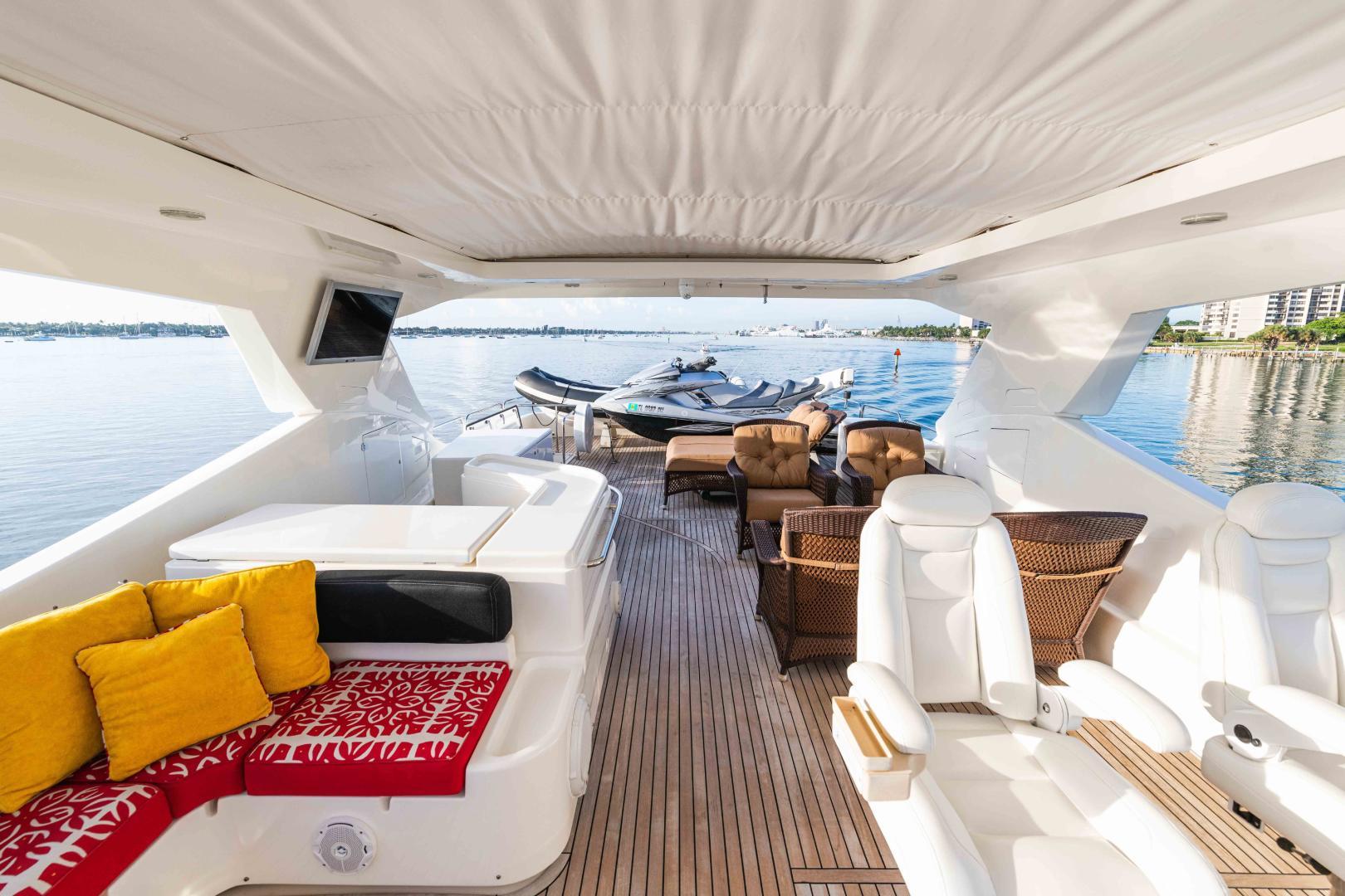 Ferretti Yachts 2006-KAVITA West Palm Beach-Florida-United States-1557973 | Thumbnail