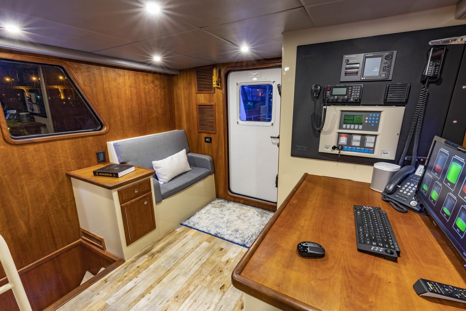 GlassTech-Expedition Yacht 2018-Reset Stuart-Florida-United States-Pilothouse-1568666 | Thumbnail
