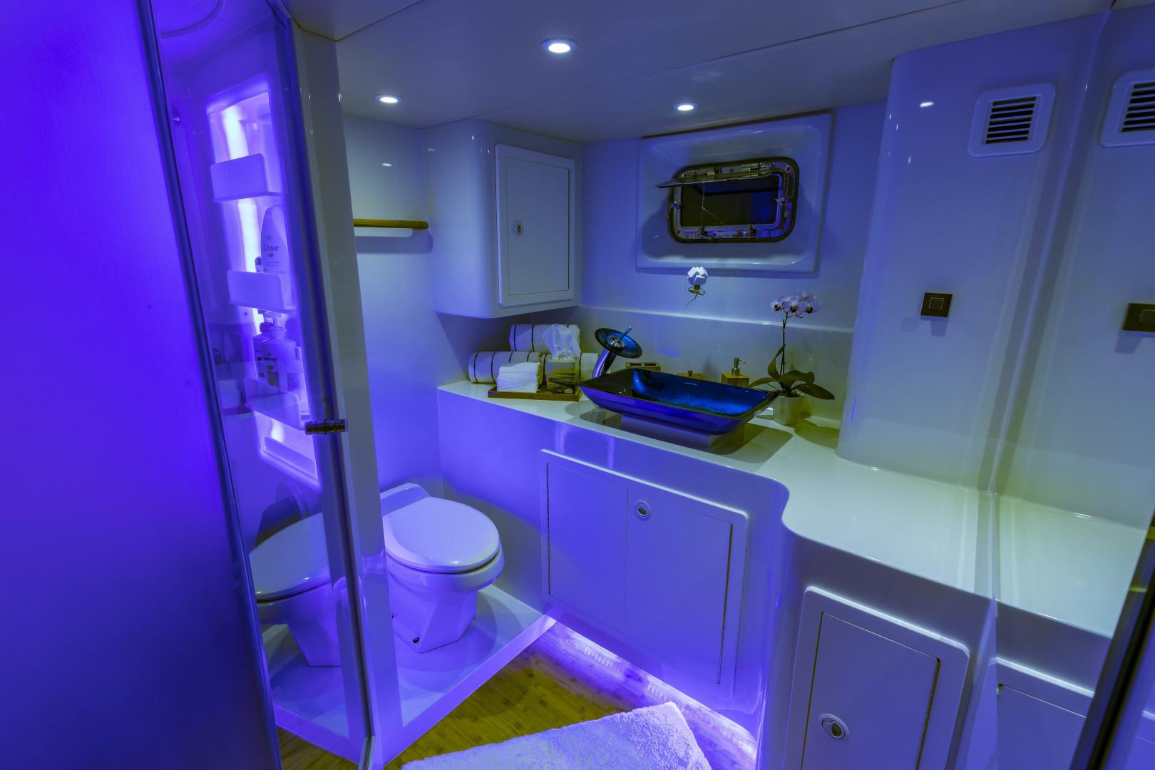 GlassTech-Expedition Yacht 2018-Reset Stuart-Florida-United States-Master Head-1568694 | Thumbnail